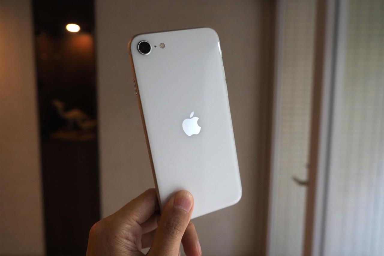 iPhone SE2,スマホ,apple,機種変,買い替え,メリット,ホワイト