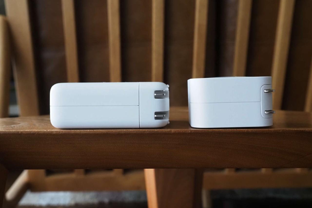 MacBook,充電,ラブパワー,61W,ガジェット,USB-C,比較,おすすめ
