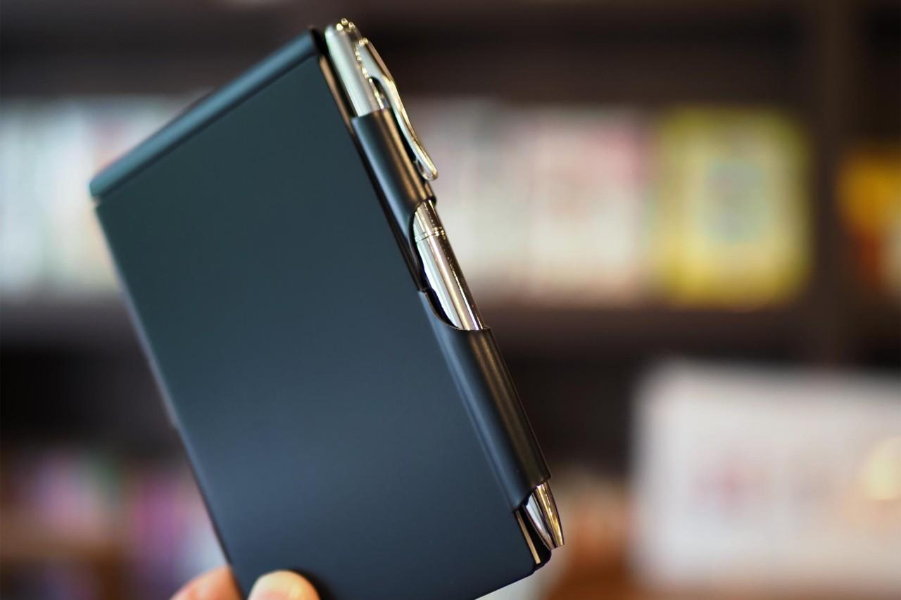 フリップノート,Flip Note,メモ帳,ノート,手書き,コンパクト,ボールペン,コスパ,黒