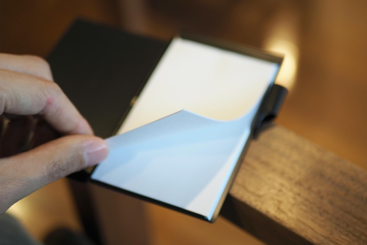 フリップノート,Flip Note,メモ帳,ノート,手書き,コンパクト,ボールペン,コスパ,大容量