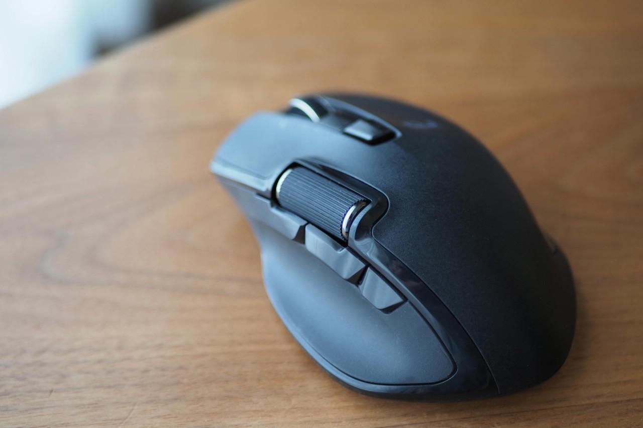 ワイヤレスマウス,エレコム,ビジネス,Bluetooth,チルト,機能割り当て,疲れにくい,持ちやすい,高級