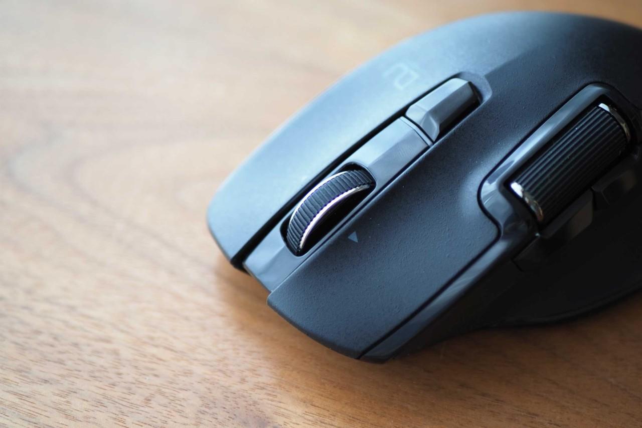 ワイヤレスマウス,エレコム,ビジネス,Bluetooth,チルト,機能割り当て,疲れにくい,持ちやすい,スクロール