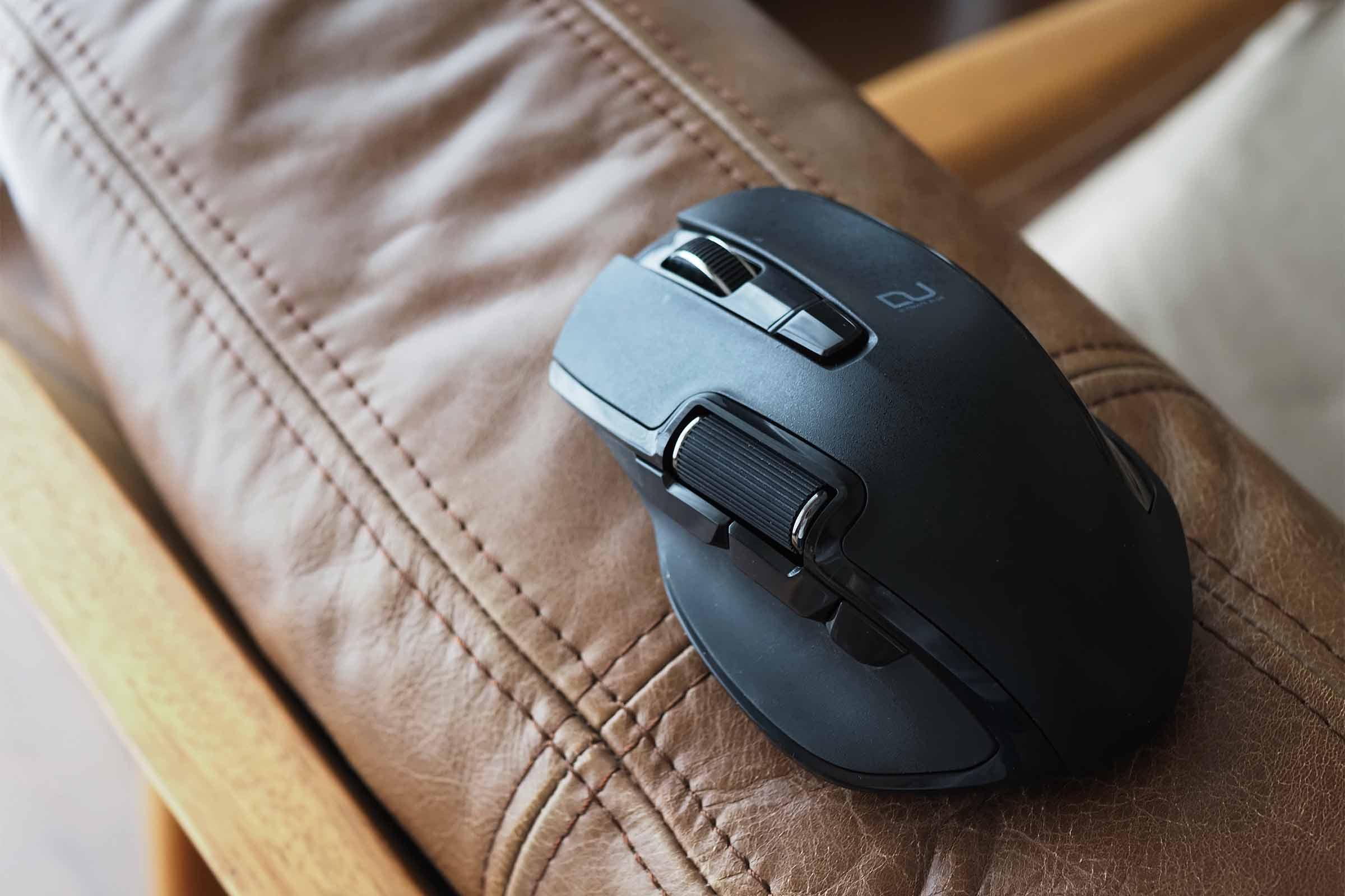 ワイヤレスマウス,エレコム,ビジネス,Bluetooth,チルト,機能割り当て,疲れにくい,持ちやすい