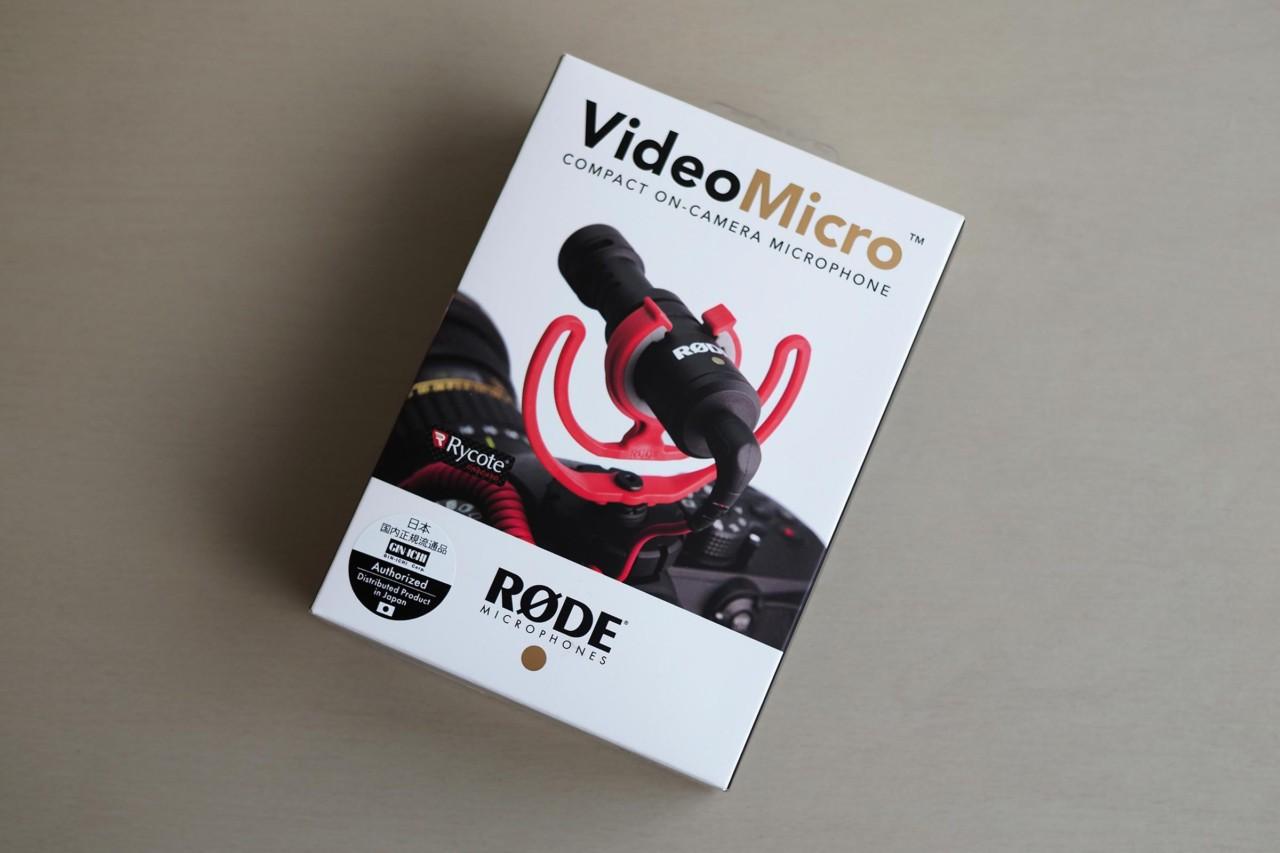 外部マイク,road,videomicro,ビデオマイクロ,一眼,使いやすい