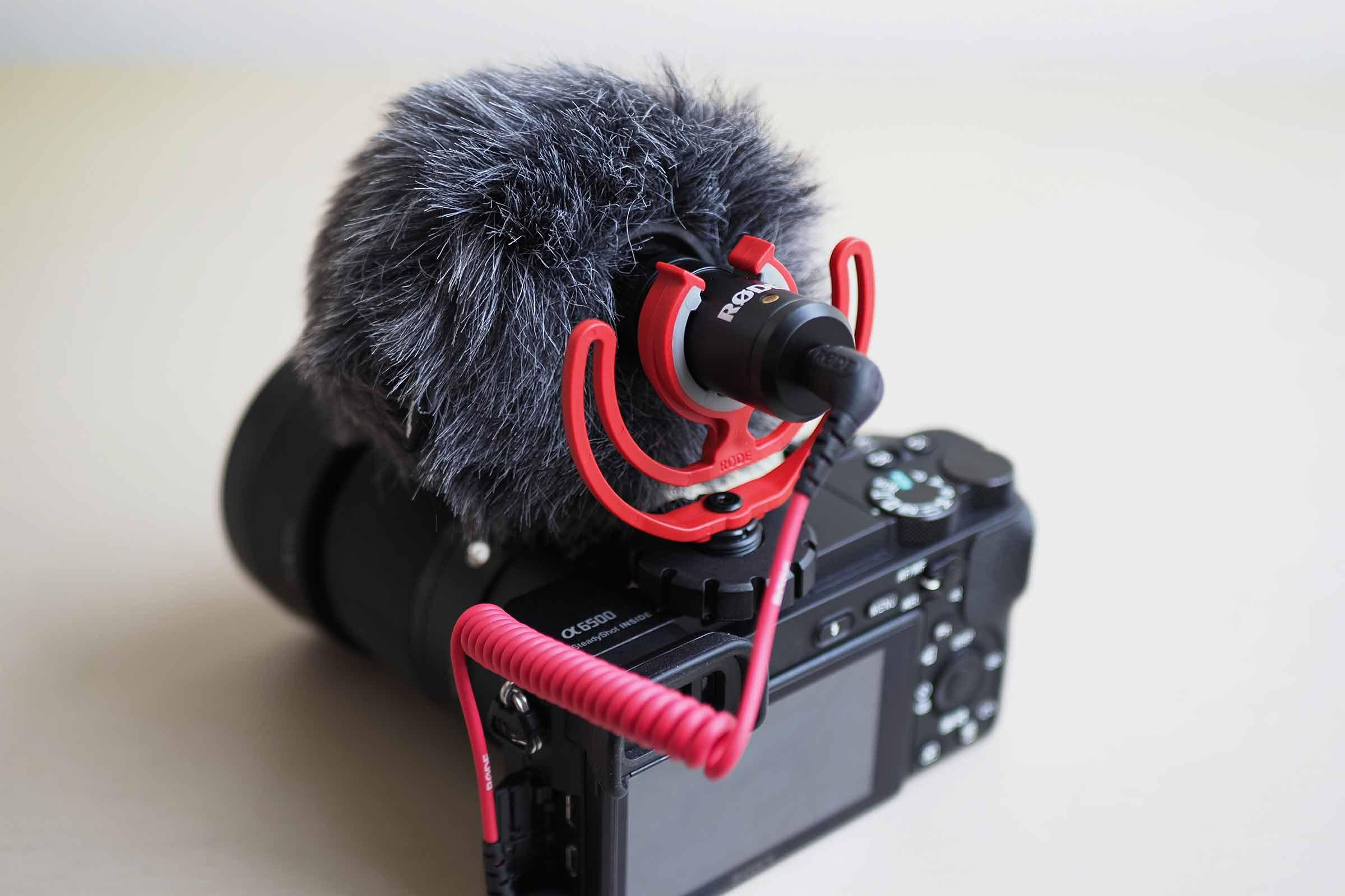 外部マイク,road,videomicro,ビデオマイクロ,一眼,vlog