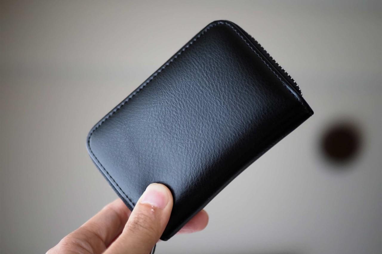 カードケース,ZAKLE,クレジットカード,本革,レザー,大容量,使いやすい