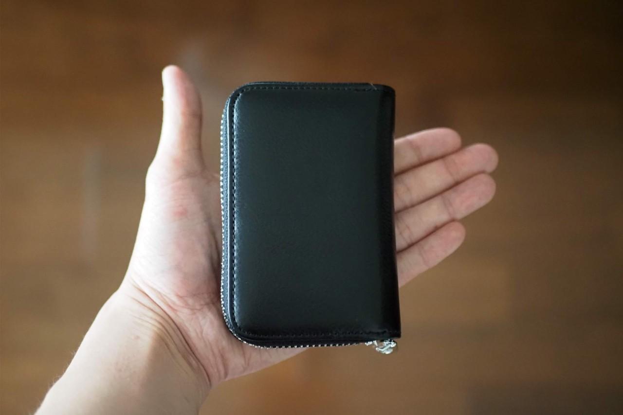 カードケース,ZAKLE,クレジットカード,本革,レザー,大容量,ラグジュアリー