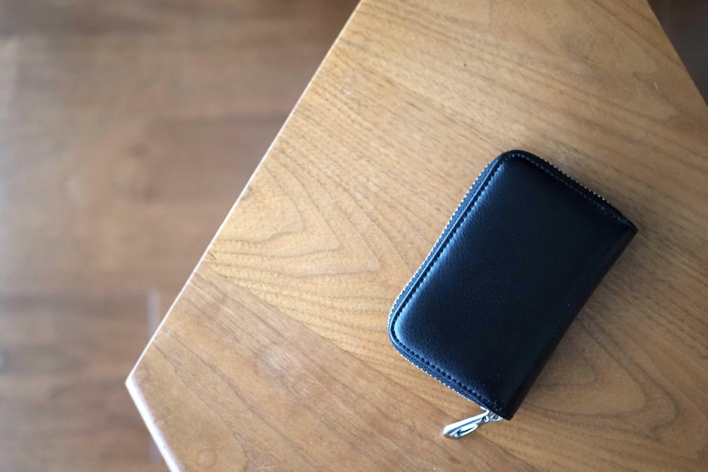 カードケース,ZAKLE,クレジットカード,本革,レザー,大容量,ミニマル