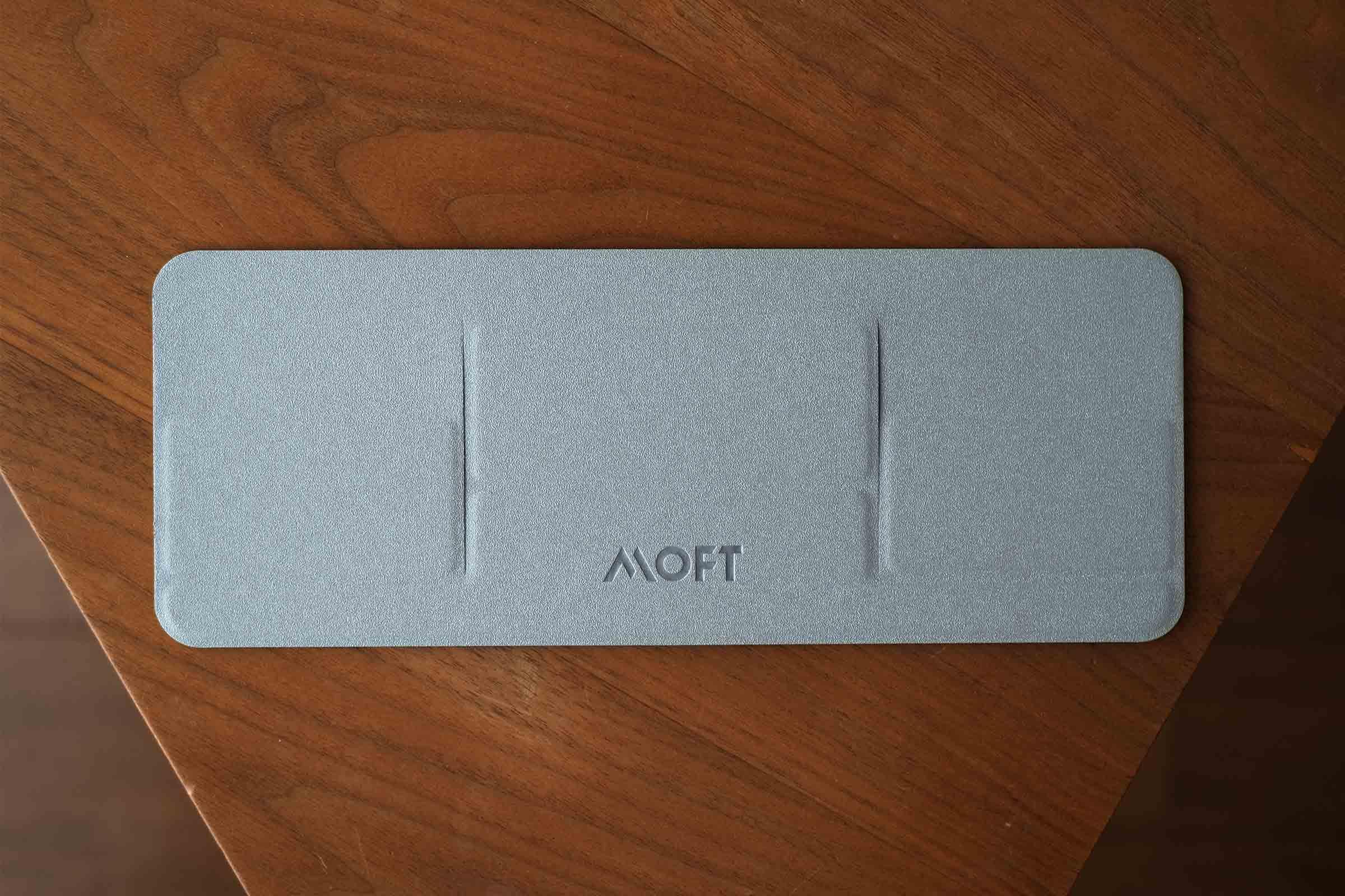 moft,MOFTmini,PCスタンド,パソコンスタンド,クラウドファンディング,薄い,安い,コスパ,,小さい