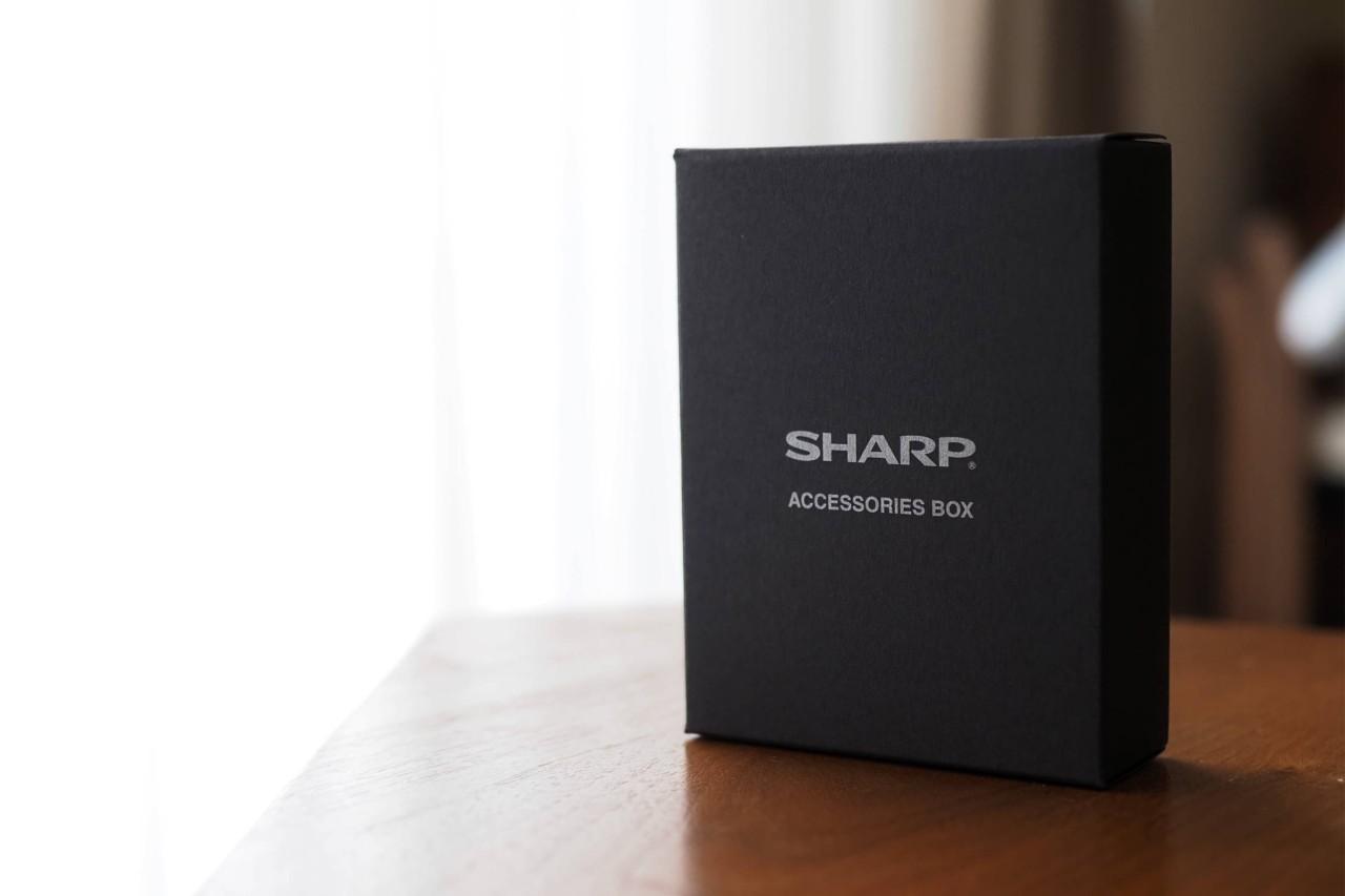 SHARP,スピーカー,シャープ,ネックスピーカー,オンライン会議,在宅ワーク,zoom,teams,ワイヤレス,高級感