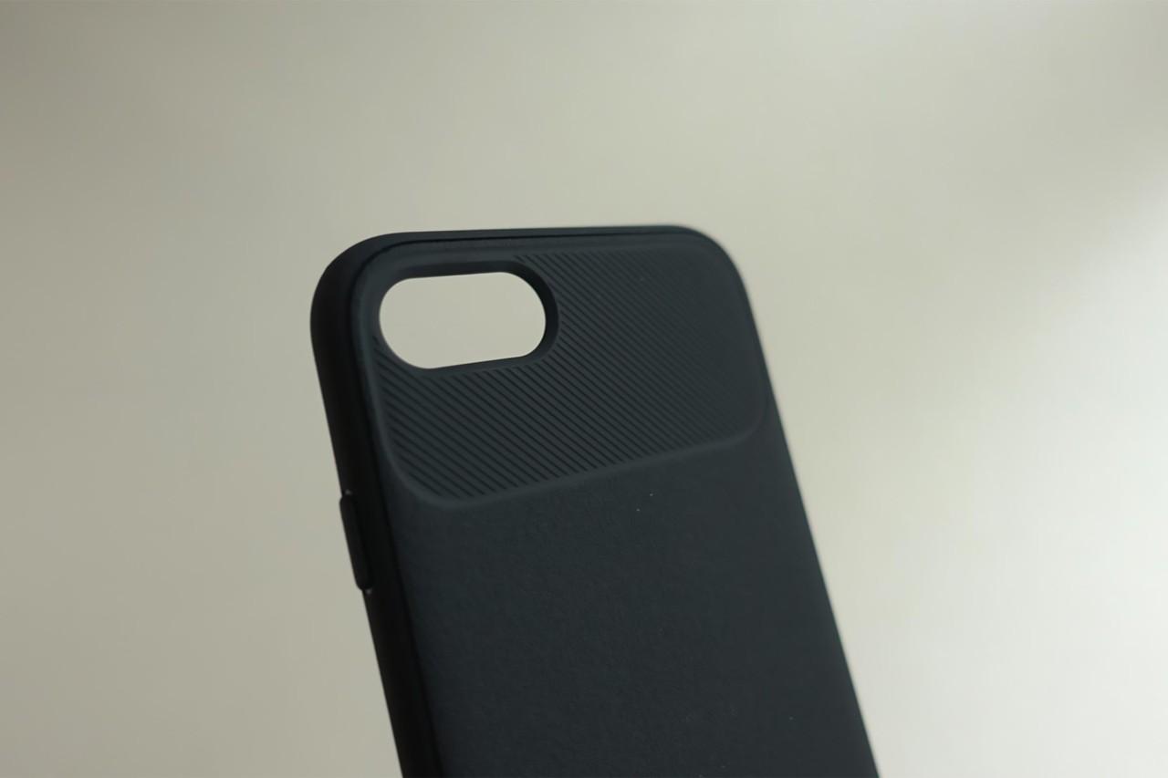 iPhoneケース,スマホケース,iPhone SE2,ヴォールト,黒,安い,コスパ,防水