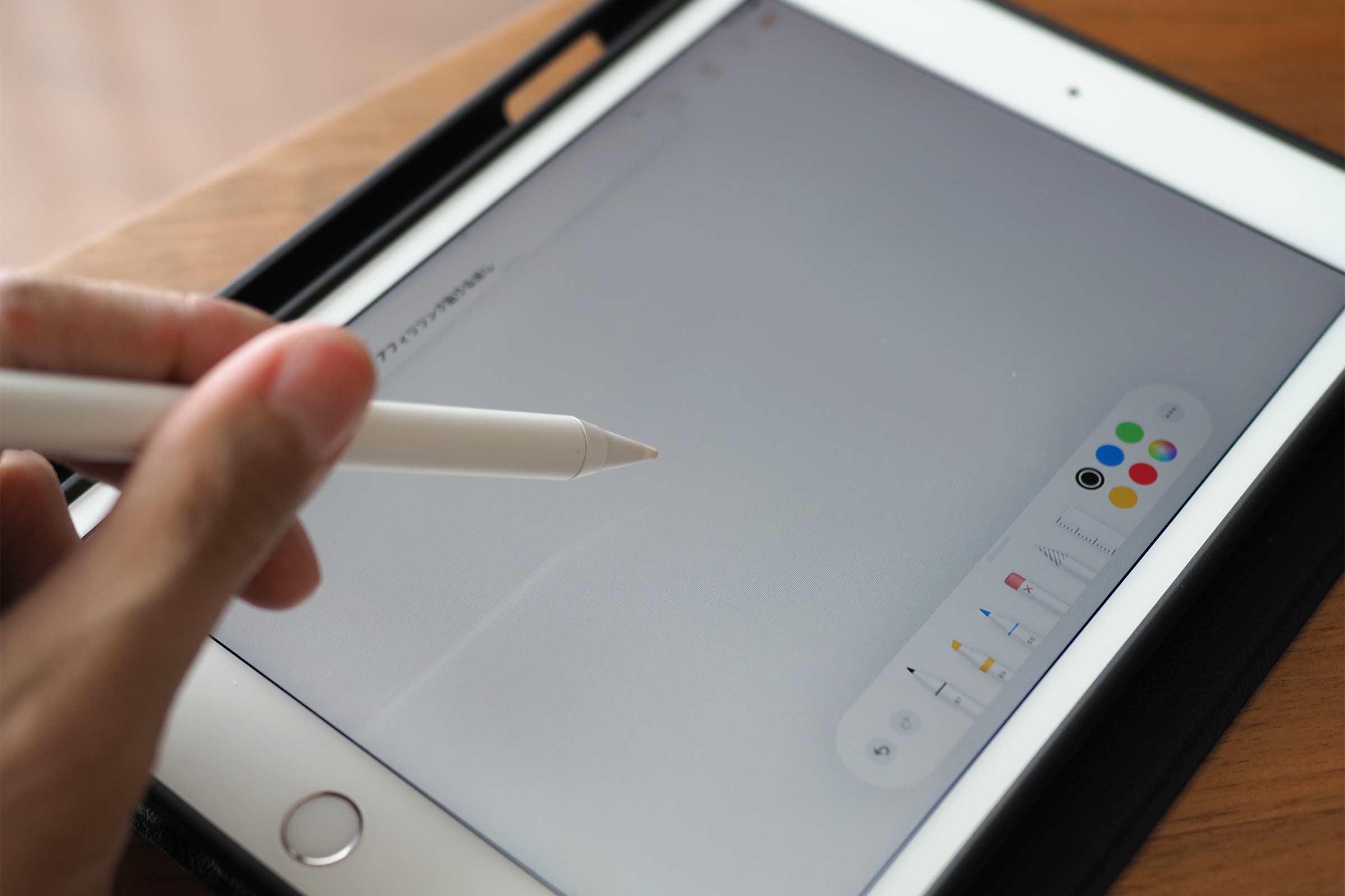 スタイラスペン,iPad,mpio,Apple Pencil,タッチペン,第三世代,遅延