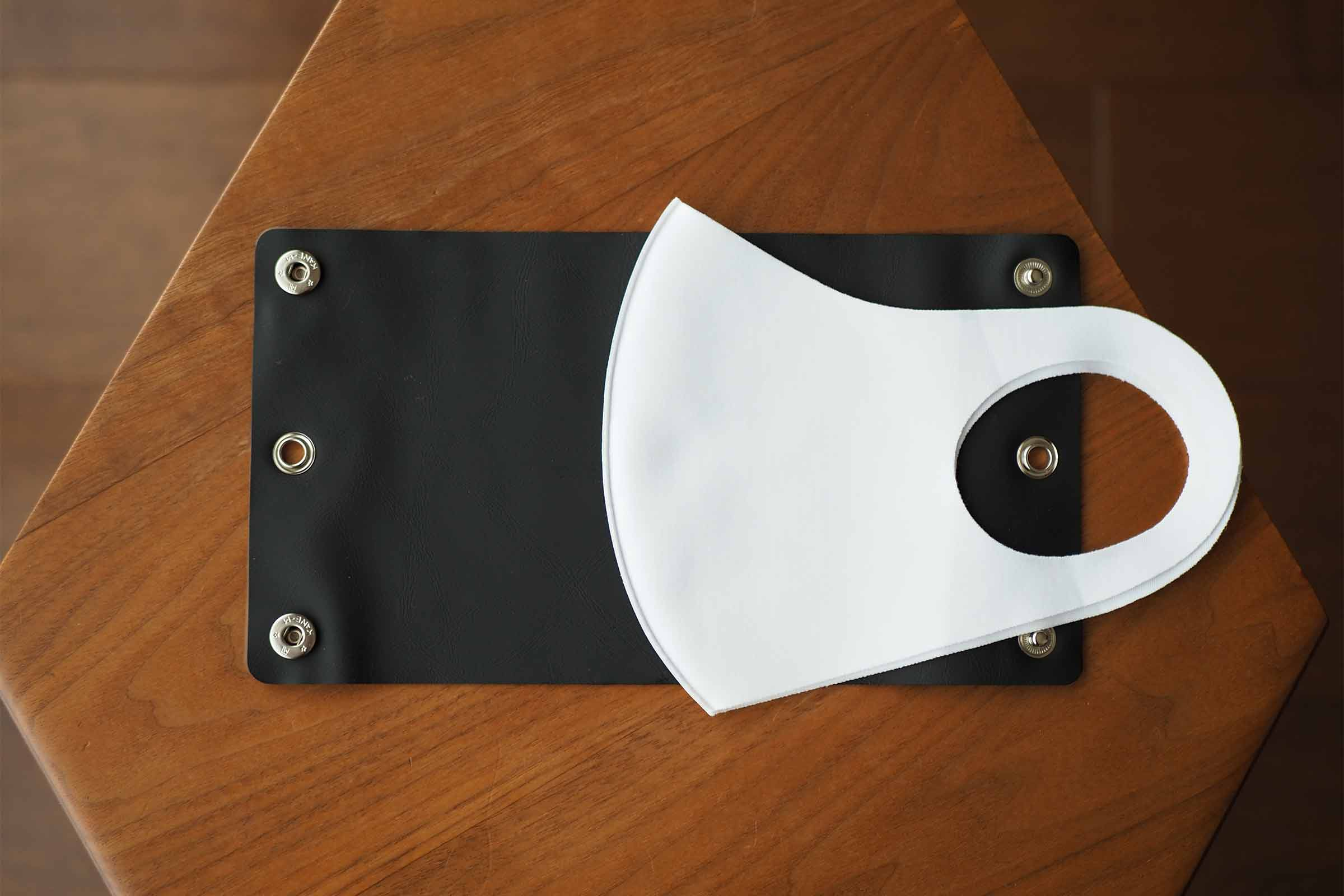 マスクケース,マスクホルダー,黒,安い,タイプ