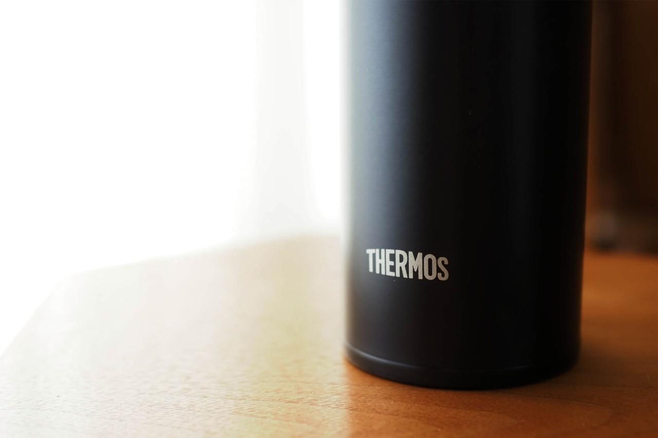 水筒,サーモス,thermos,ネイビー,コンパクト,スリム,250ml,お洒落