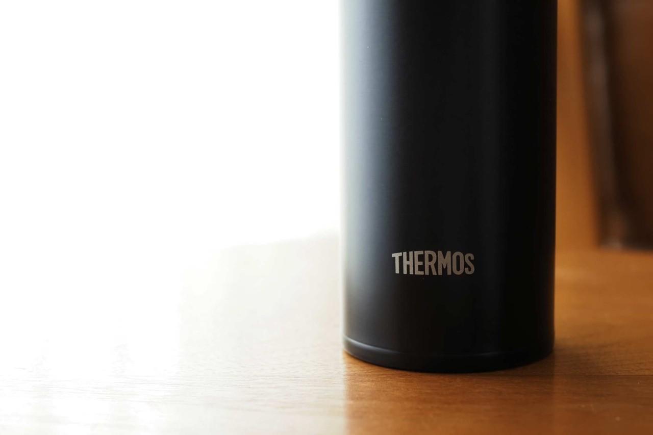 水筒,サーモス,thermos,ネイビー,コンパクト,スリム,250ml,保温