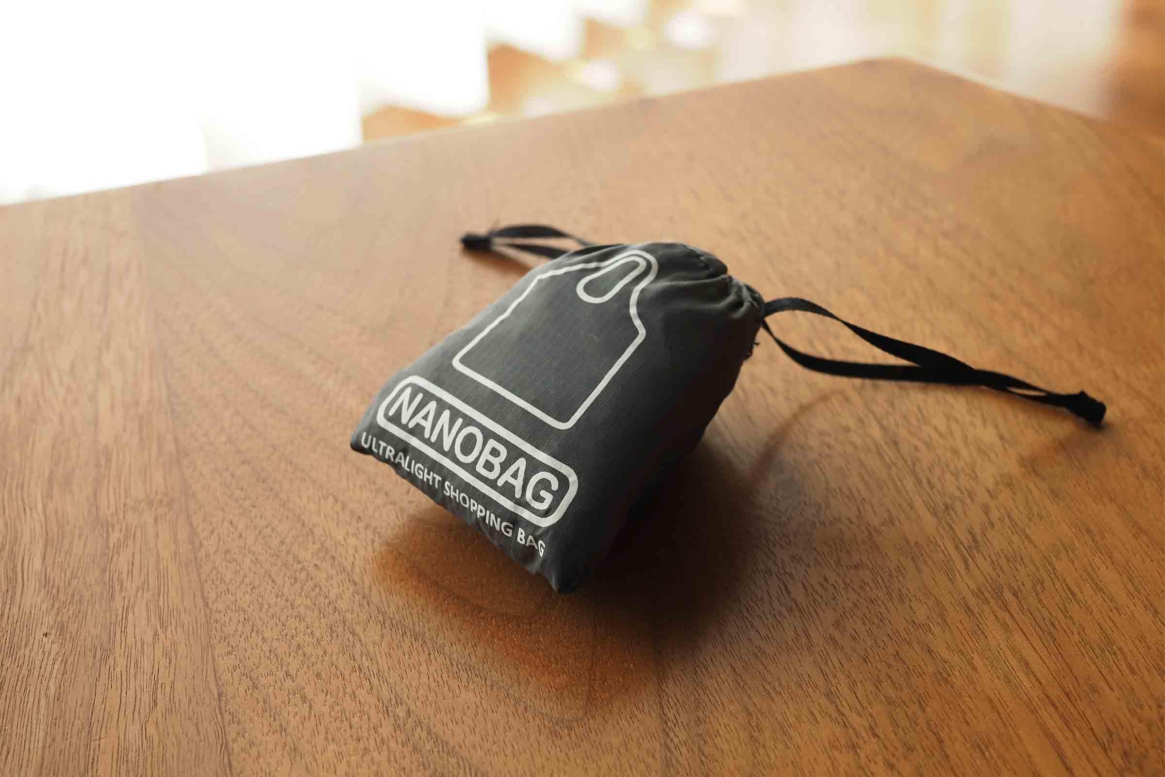 エコバッグ,nano bag,小さい,コンパクト,軽い,お洒落