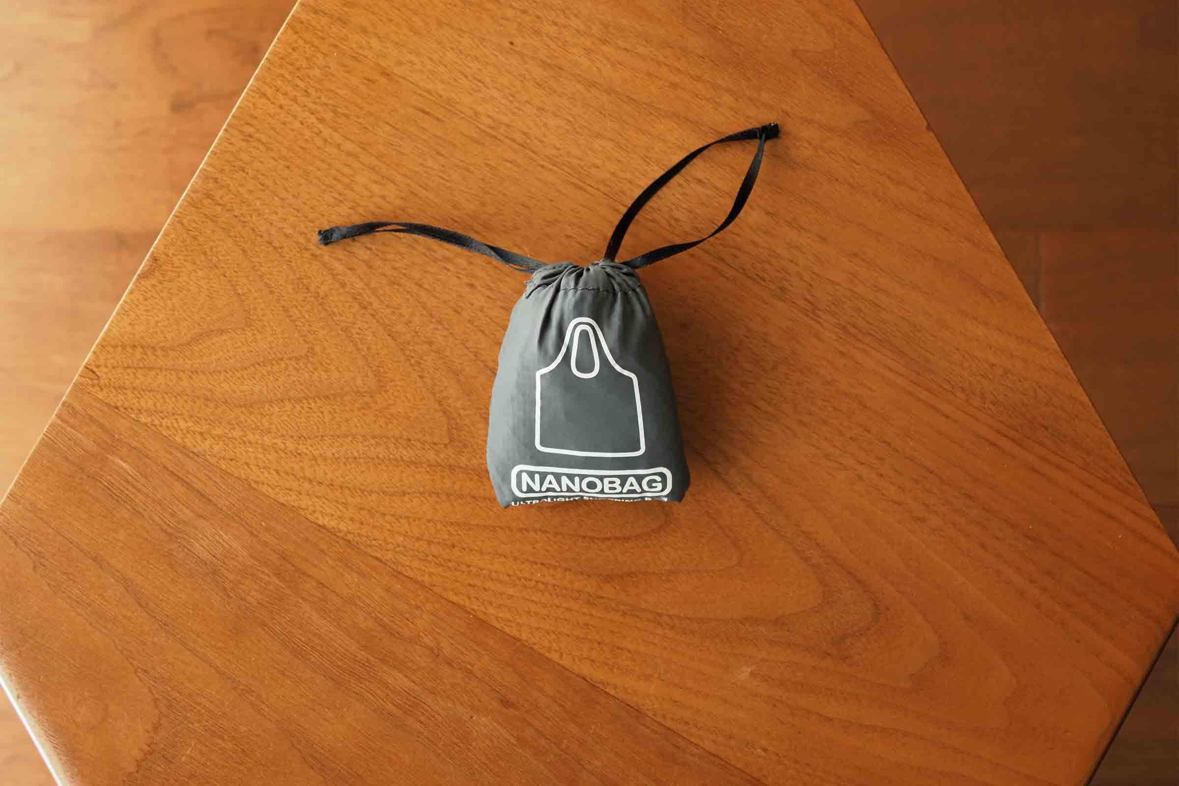 エコバッグ,nano bag,小さい,コンパクト,軽い,お洒落,手のひらサイズ