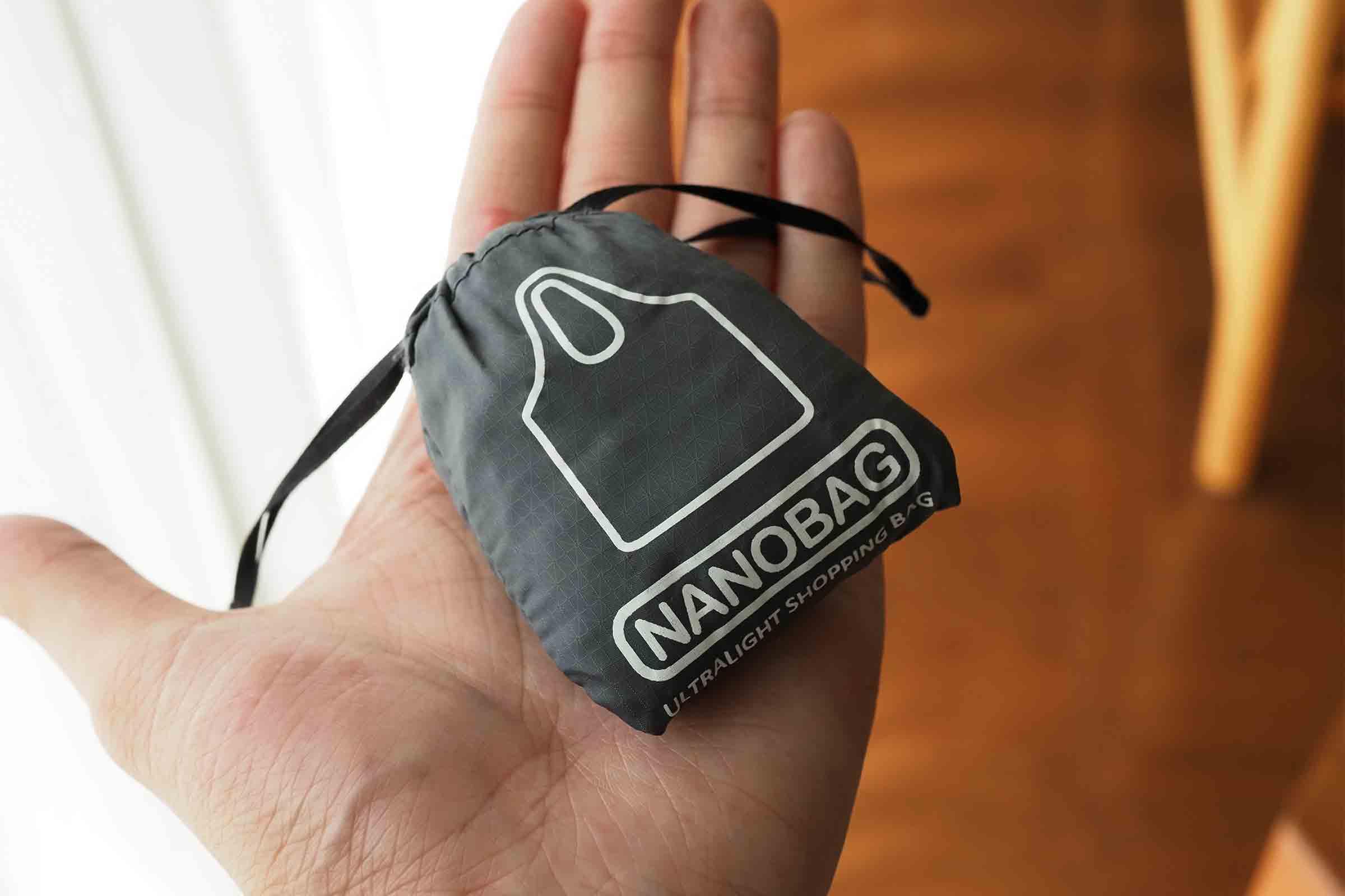 エコバッグ,nano bag,小さい,コンパクト,軽い,お洒落,ミニマル