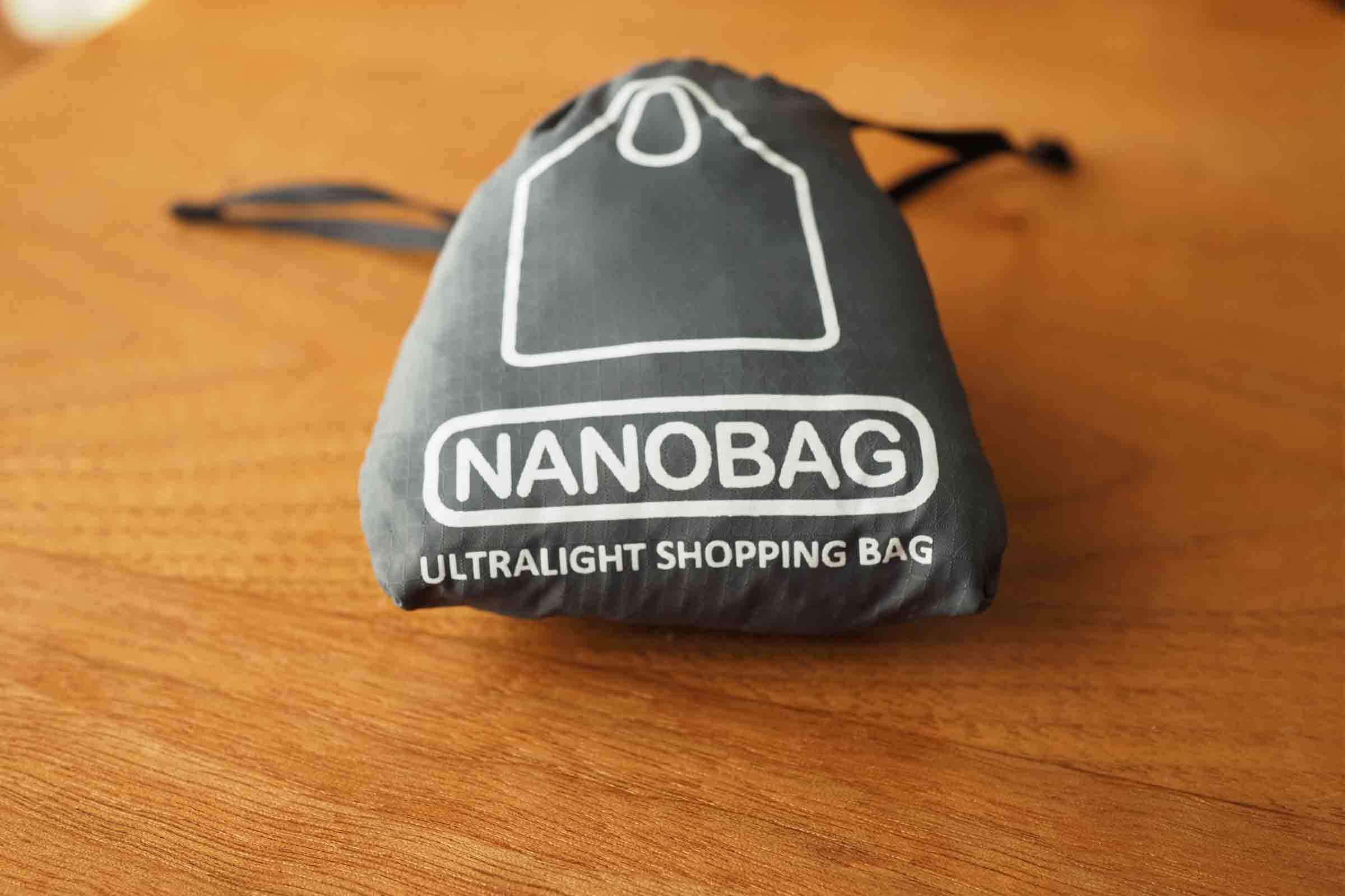 エコバッグ,nano bag,小さい,コンパクト,軽い,お洒落,