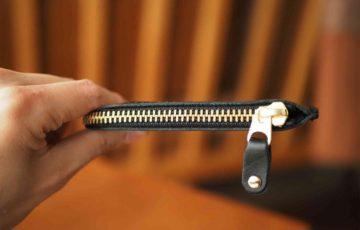 財布,ミニ財布,メンズ,栃木レザー,本革,小さい,薄い,持ち運び