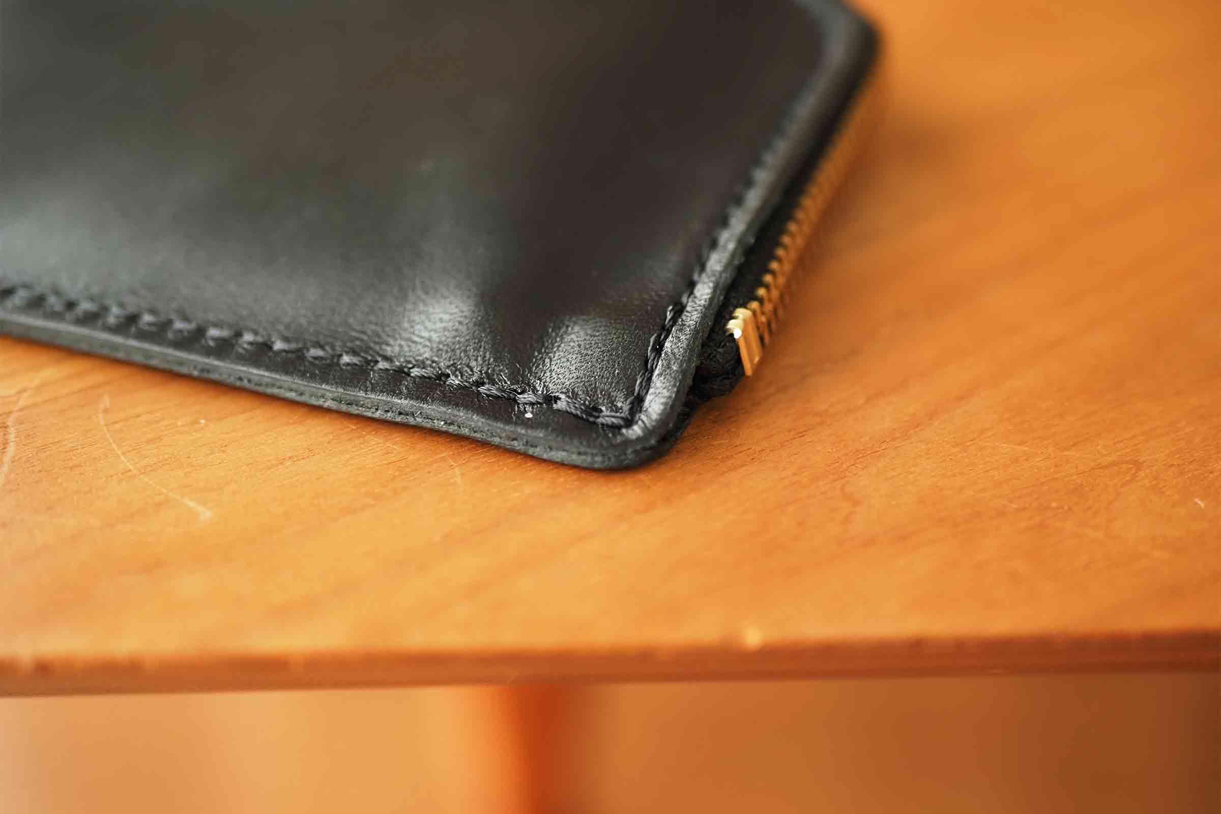 財布,ミニ財布,メンズ,栃木レザー,本革,小さい,薄い,縫製