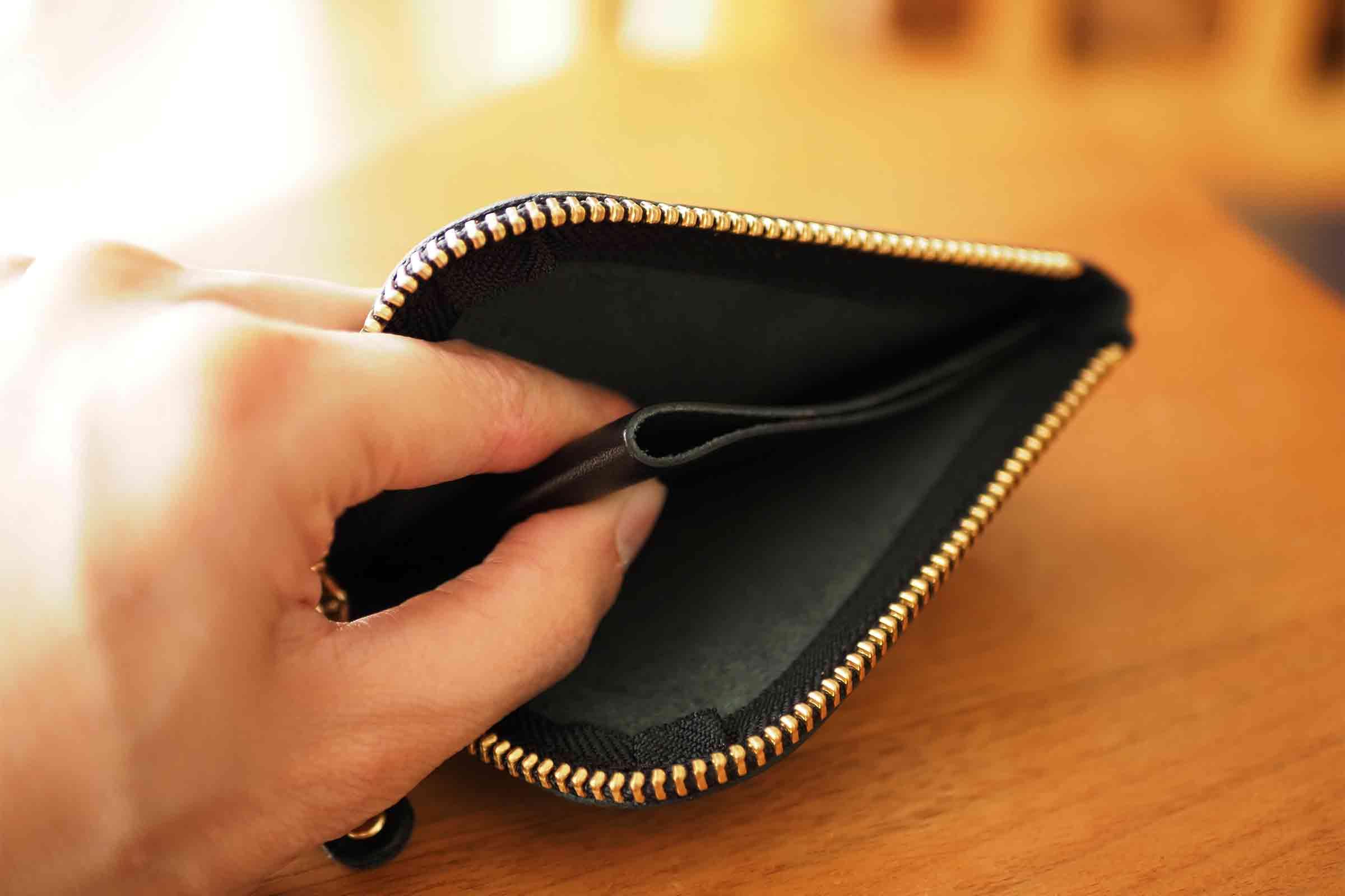 財布,ミニ財布,メンズ,栃木レザー,本革,小さい,薄い,小銭