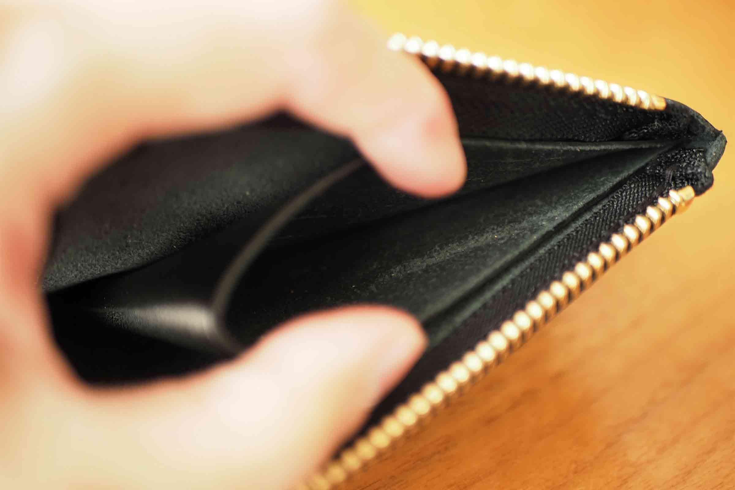 財布,ミニ財布,メンズ,栃木レザー,本革,小さい,薄い,取り出しやすい