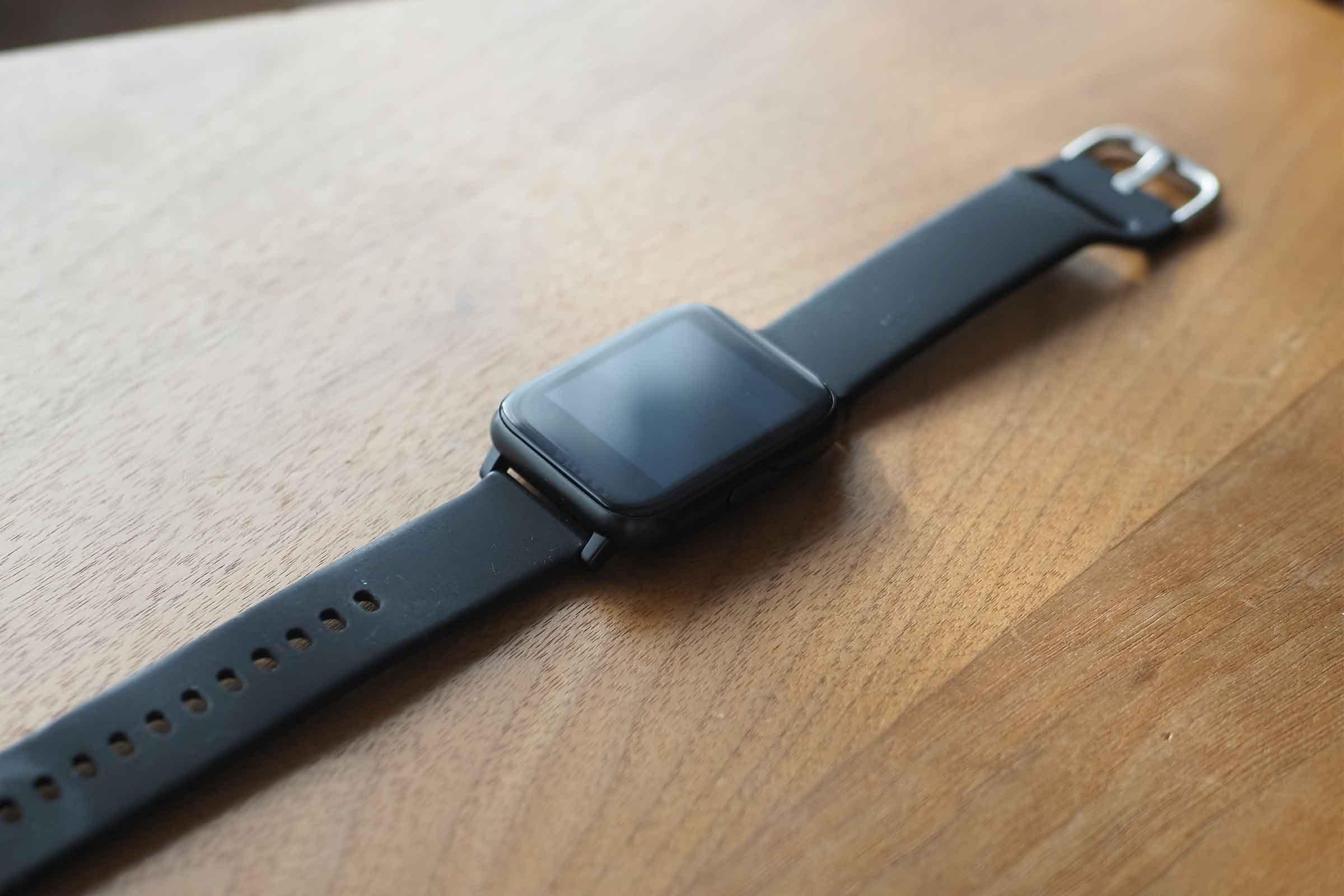 スマートウォッチ,Apple Watch,apple,高機能,安い,中華,黒