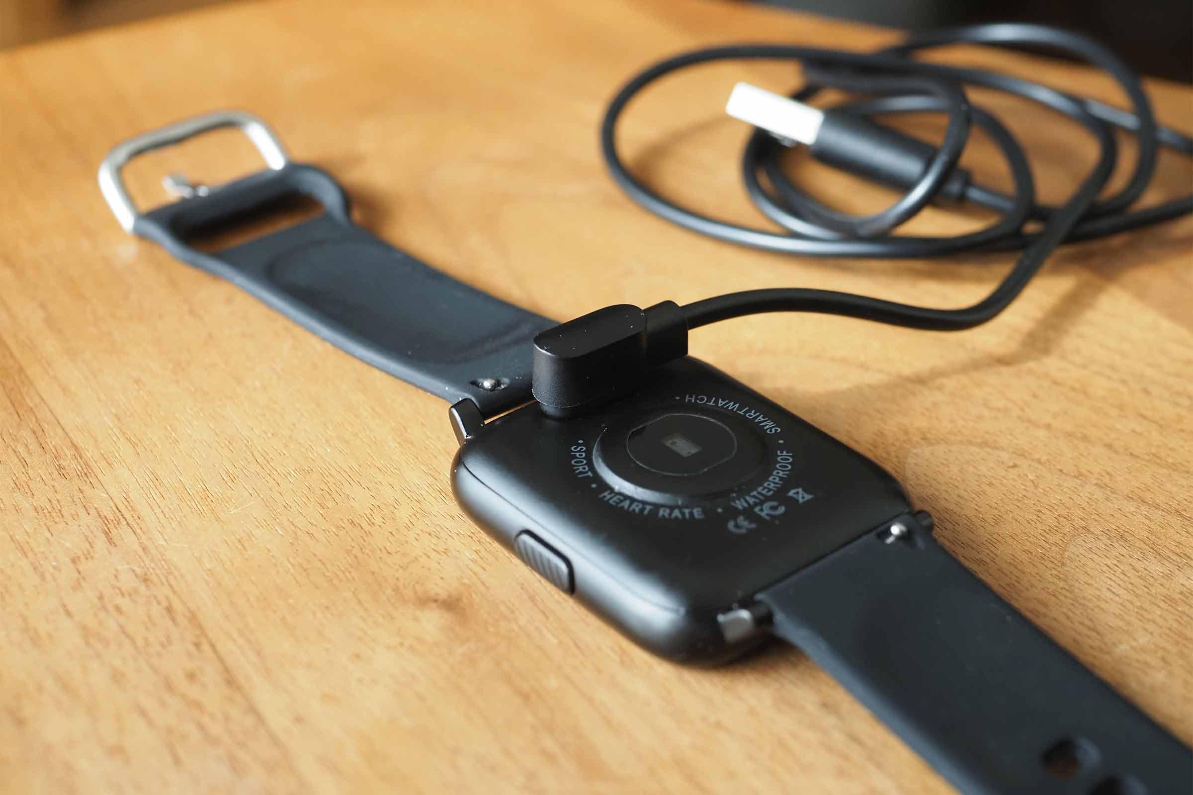 スマートウォッチ,Apple Watch,apple,高機能,安い,中華,充電方法
