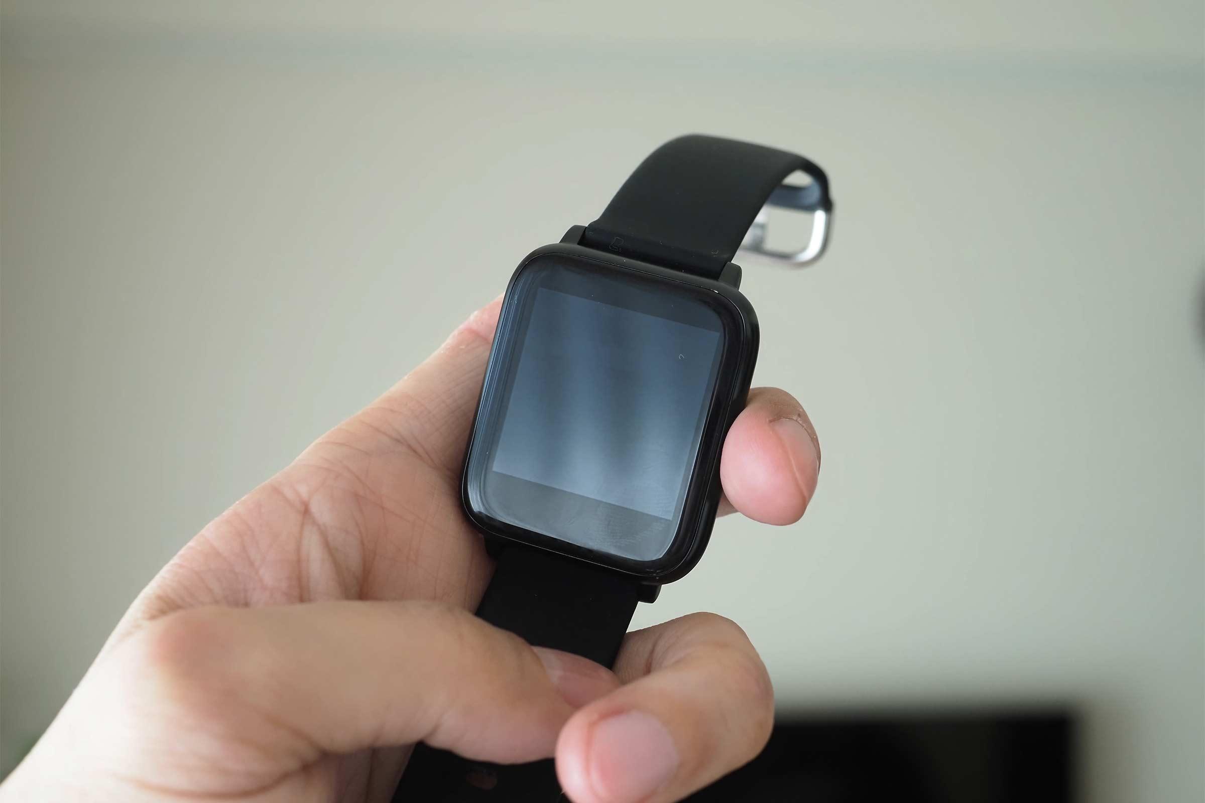 スマートウォッチ,Apple Watch,apple,高機能,安い,中華,フルスクリーン