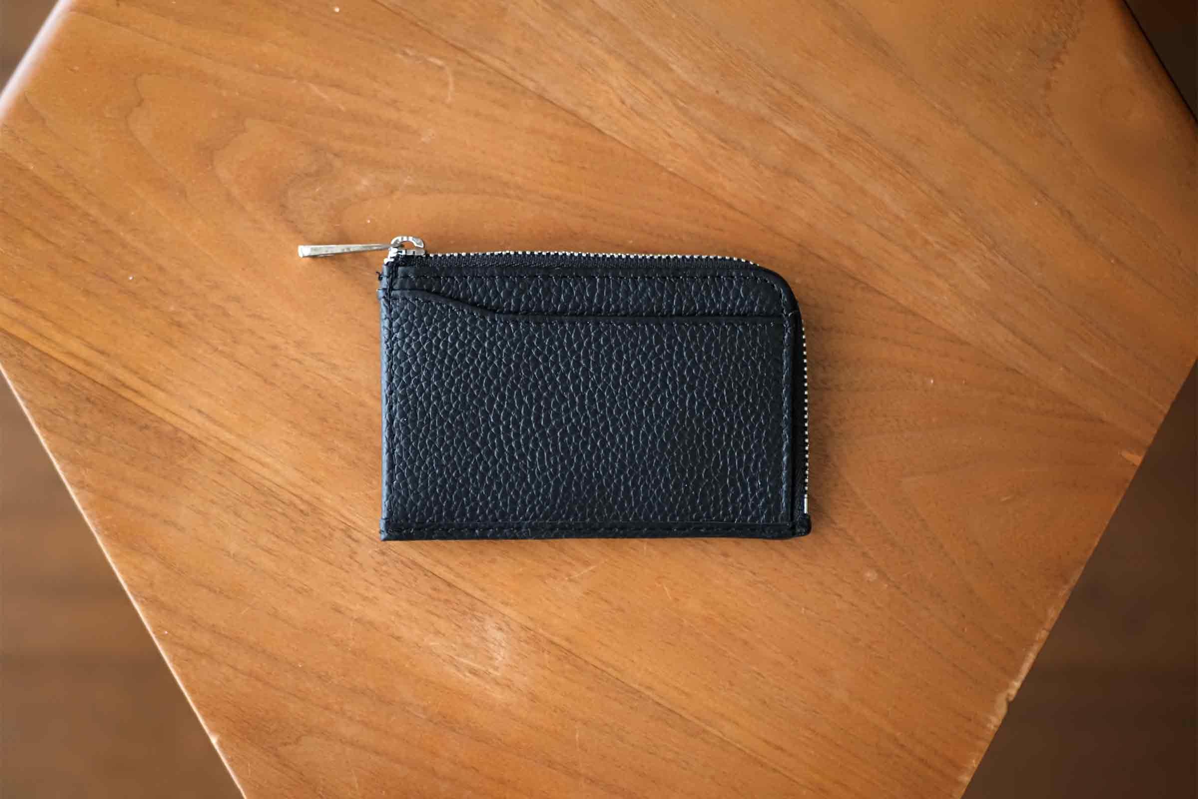 ミニ財布,リスキーモデル,risky,コンパクト,小さい,安い,コスパ,定期