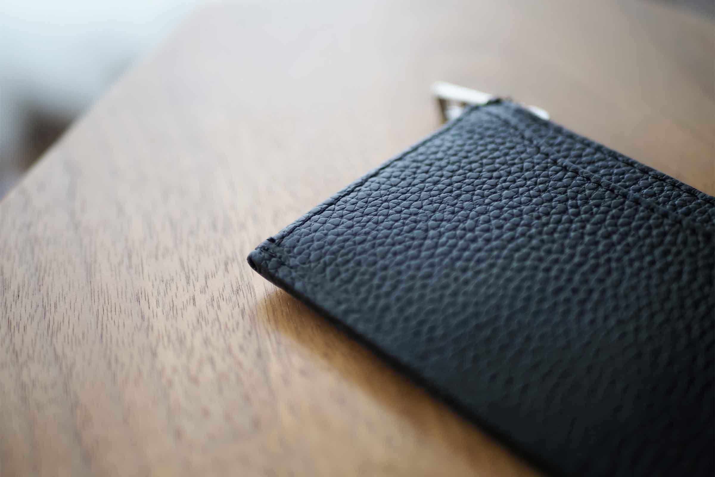 ミニ財布,リスキーモデル,risky,コンパクト,小さい,安い,コスパ,本革