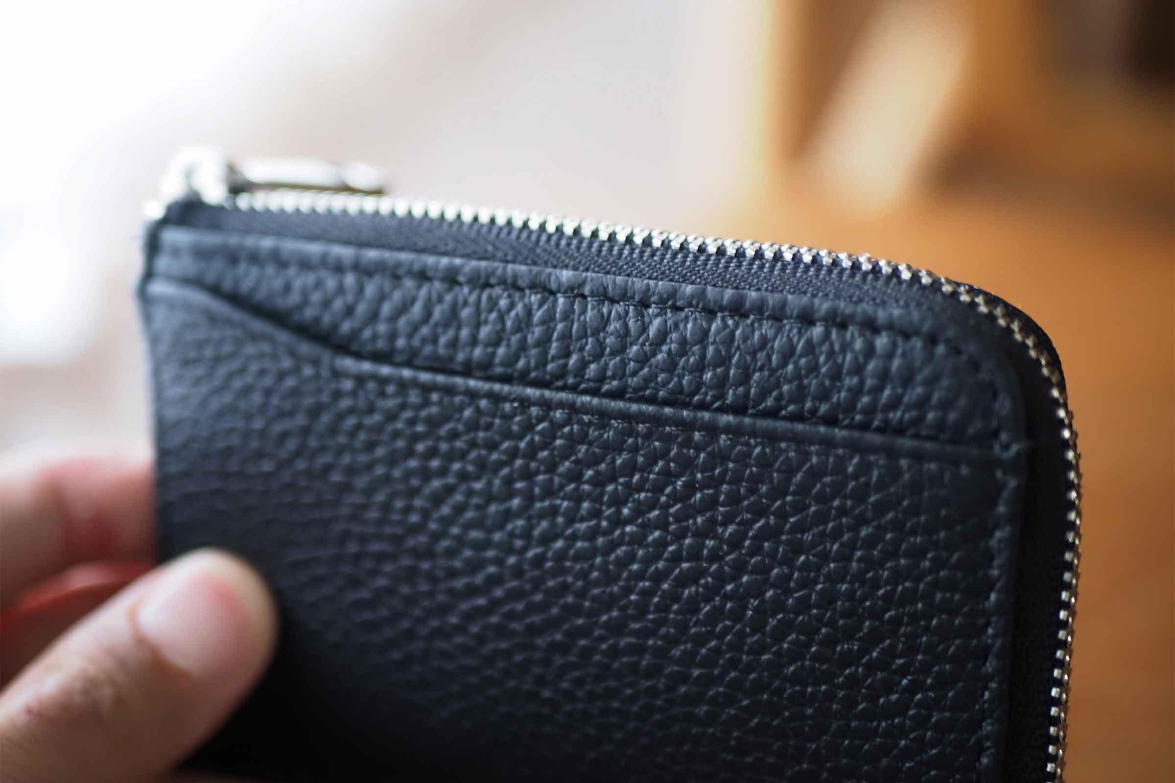 ミニ財布,リスキーモデル,risky,コンパクト,小さい,安い,コスパ,磁気