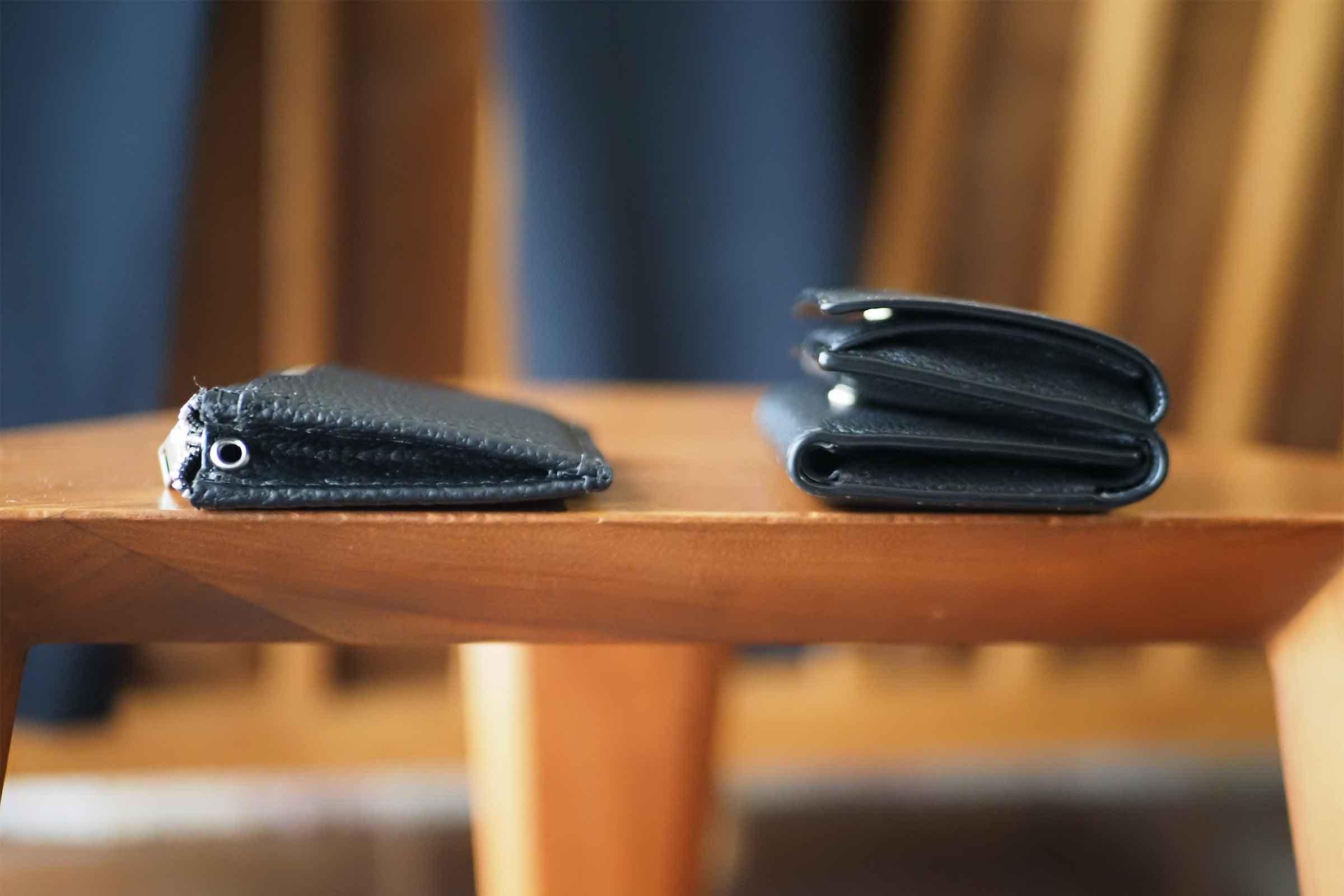 ミニ財布,リスキーモデル,risky,コンパクト,小さい,安い,コスパ,ポケット