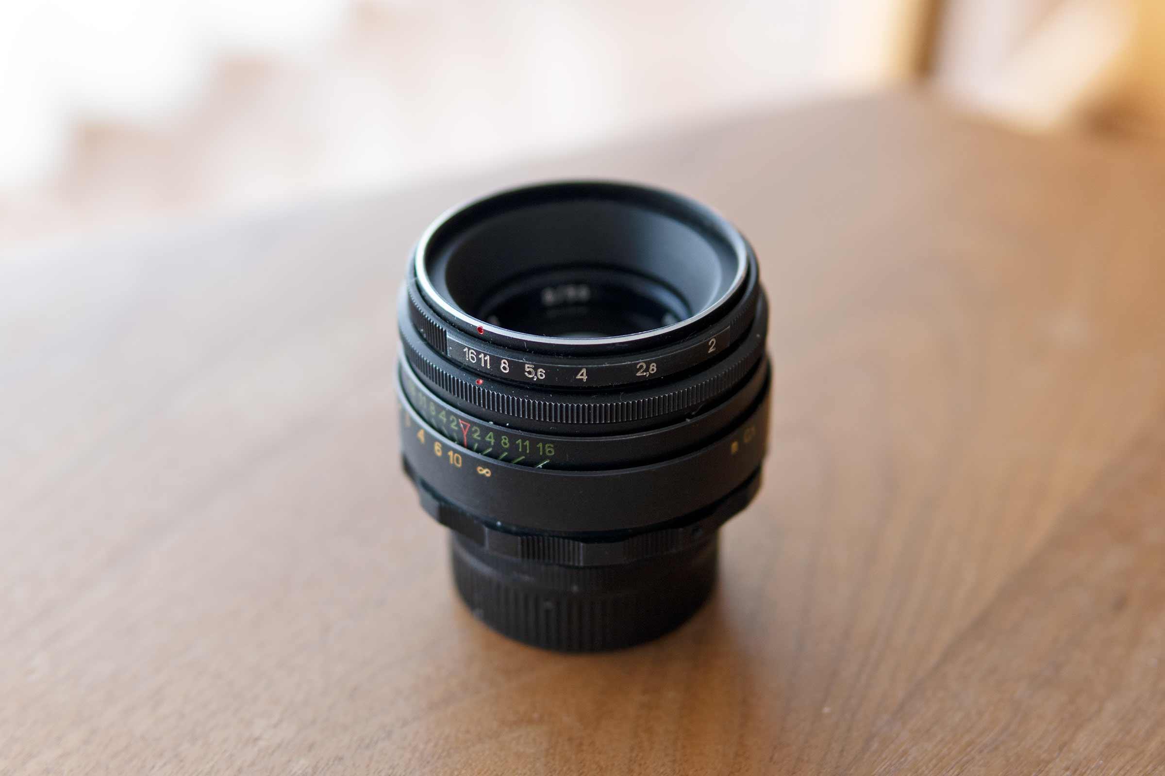 カメラ,レンズ,オールドレンズ,ヘリオス44-2