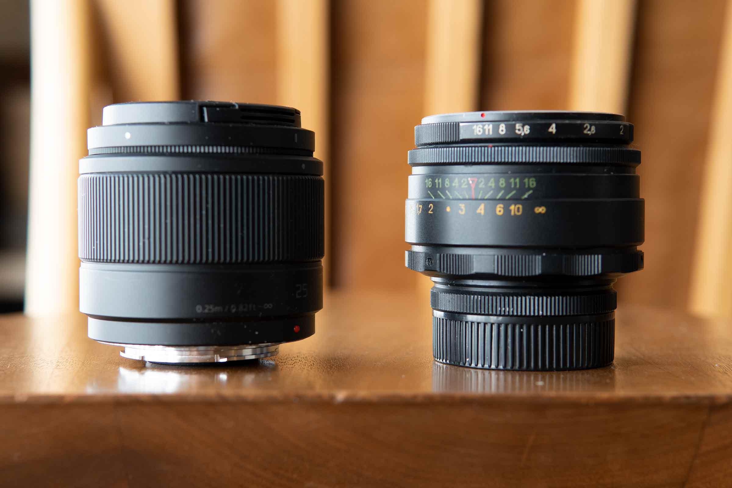 カメラ,レンズ,オールドレンズ,ヘリオス44-2,コンパクト