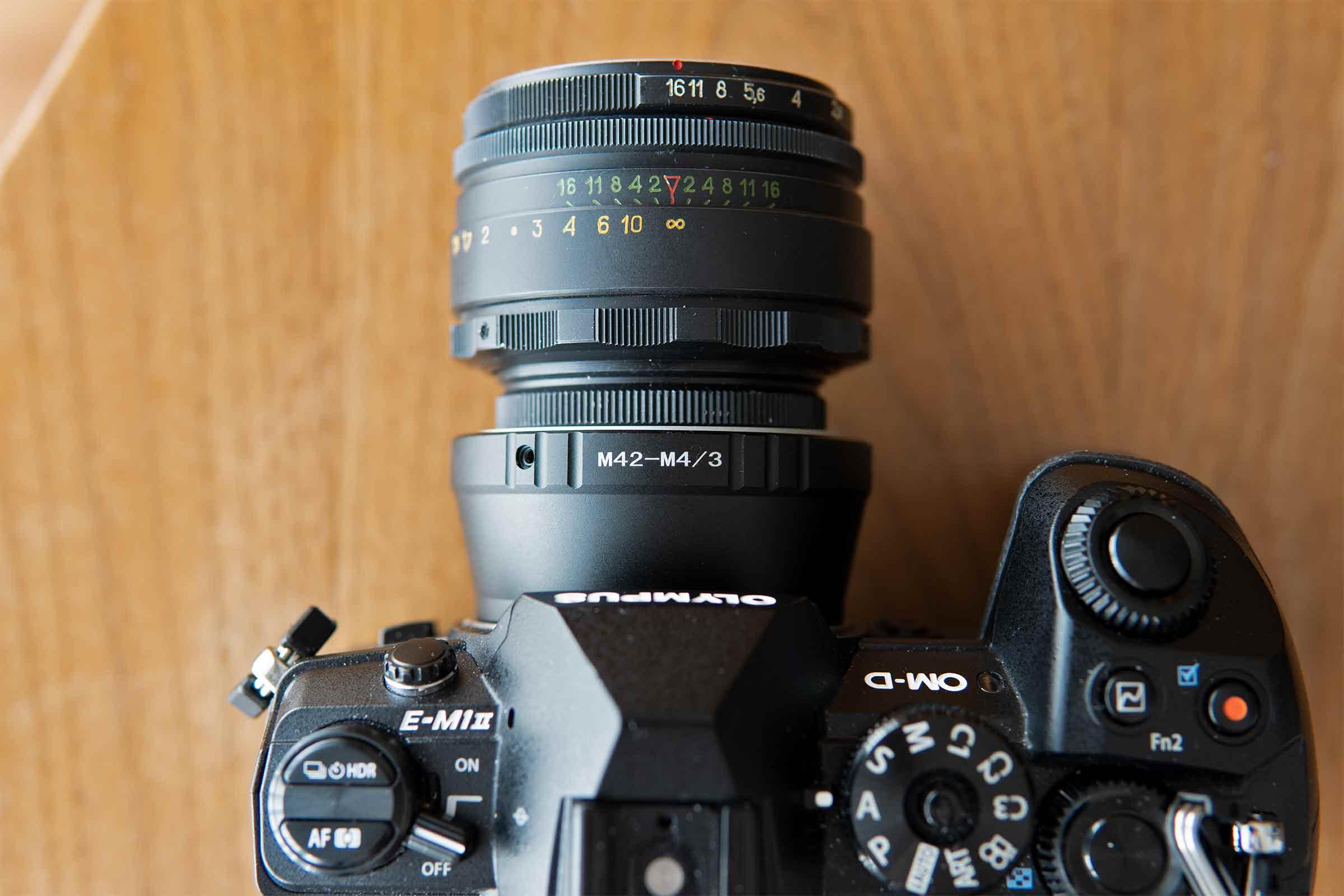 カメラ,レンズ,オールドレンズ,ヘリオス44-2,ライカMマウント