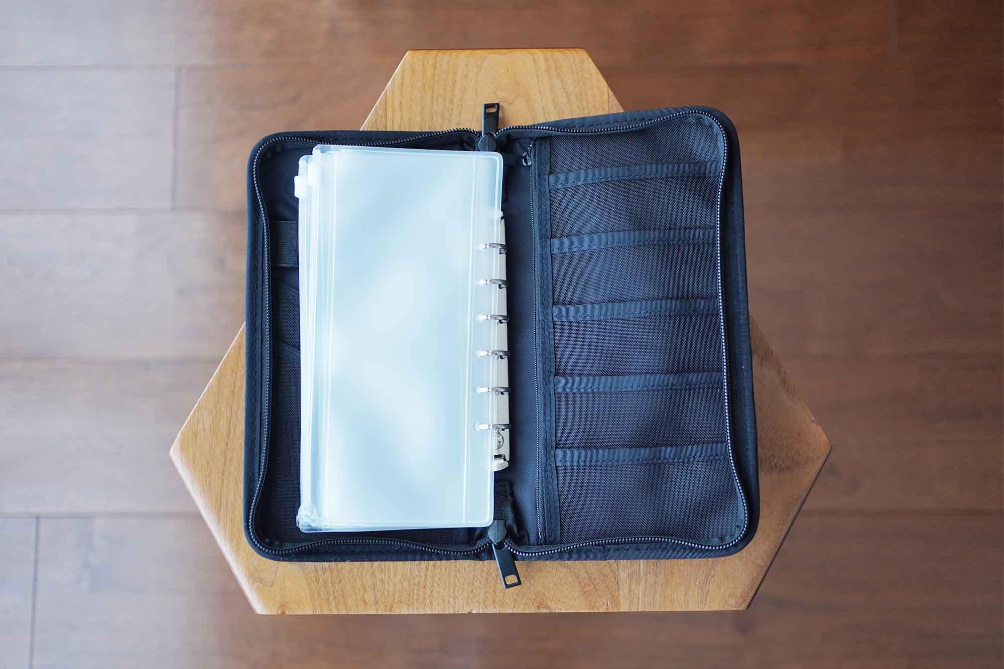 無印良品,パスポートケース,収納,便利,通帳,安い,カード