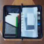 無印良品,パスポートケース,収納,便利,通帳,安い,