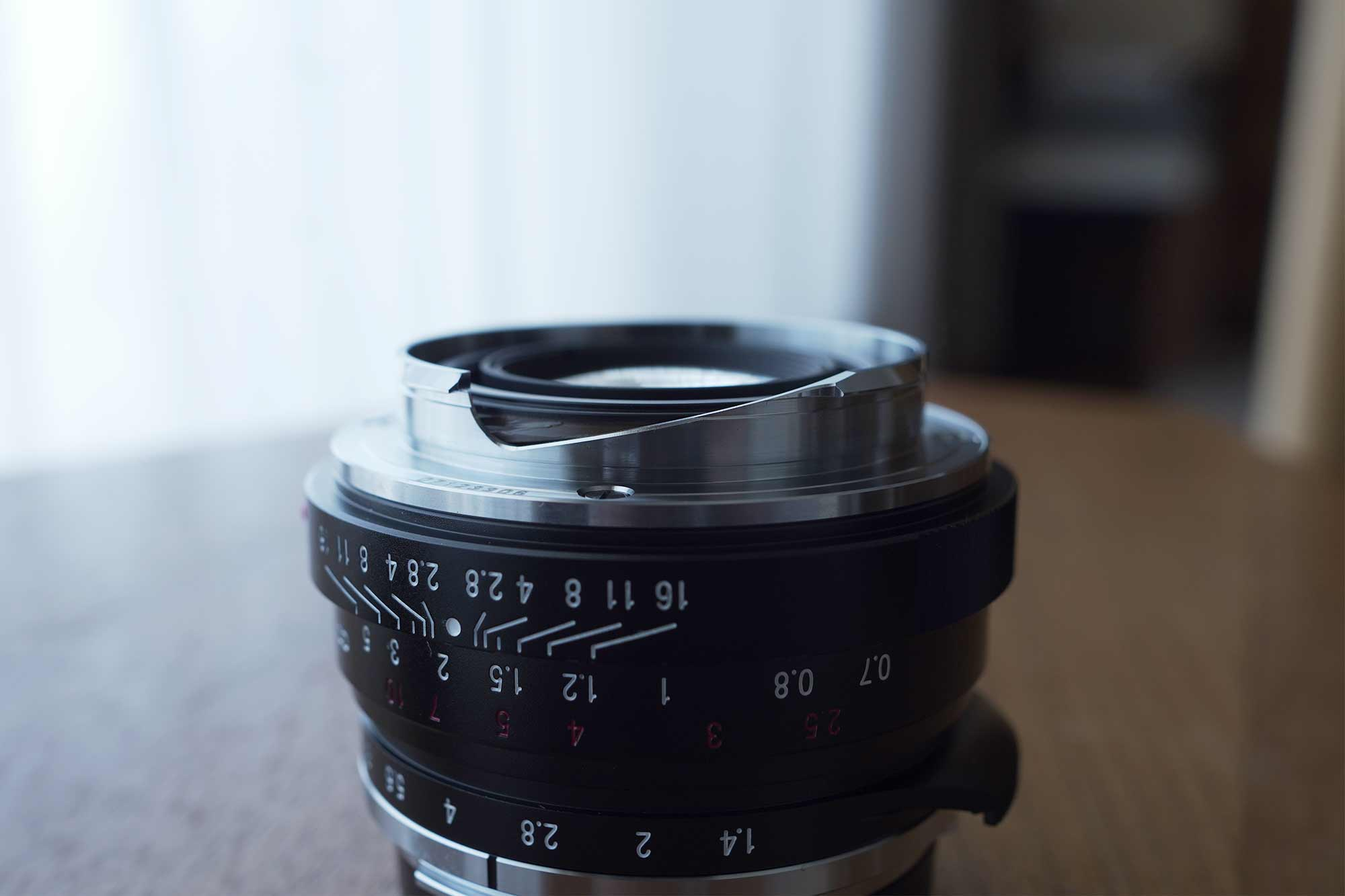 フォクトレンダー,カメラ,レンズ,クラシック,オールドレンズ,40mm,f1.4,vmマウント