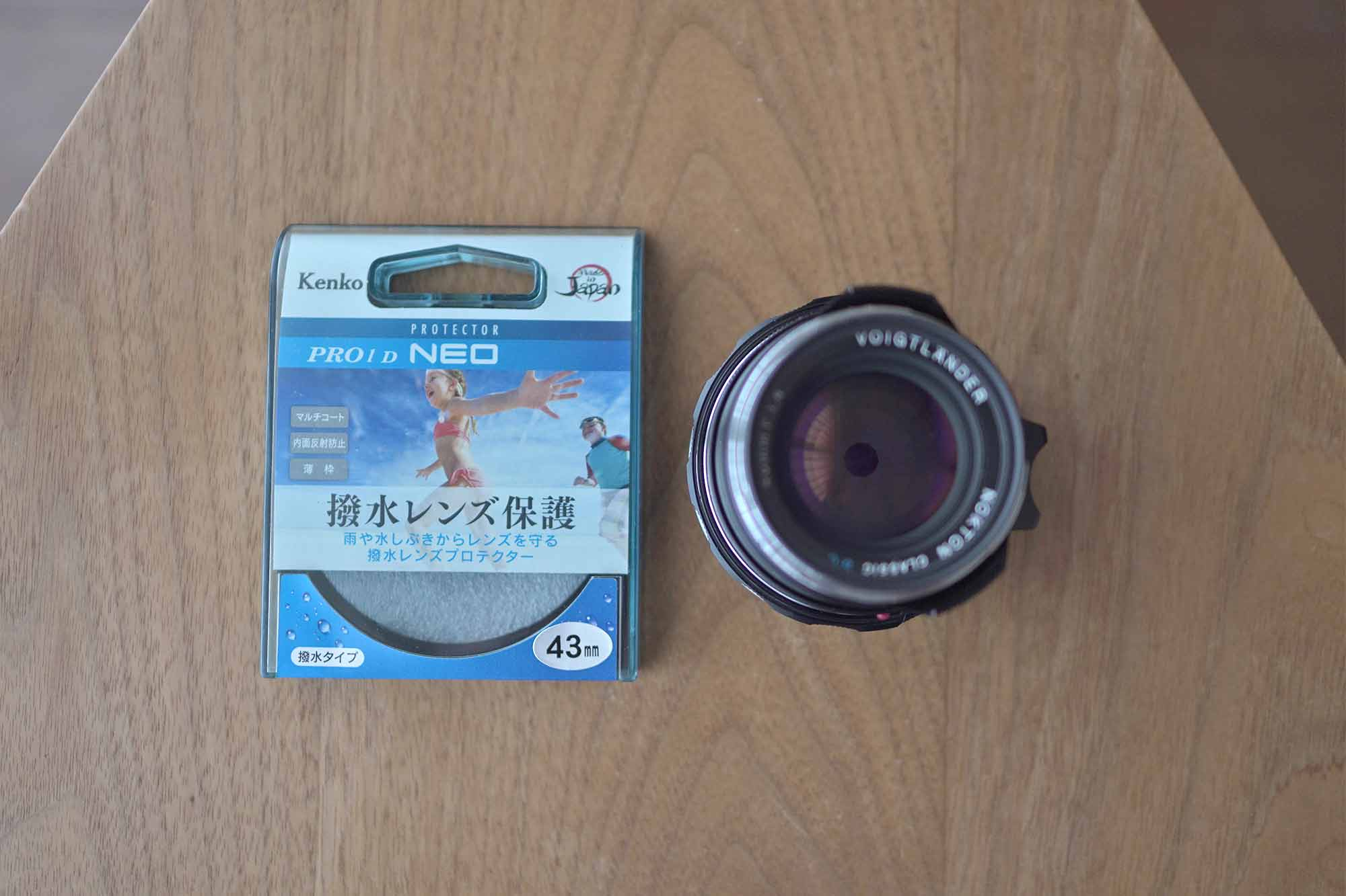 フォクトレンダー,カメラ,レンズ,クラシック,オールドレンズ,40mm,f1.4,43mm,レンズ径