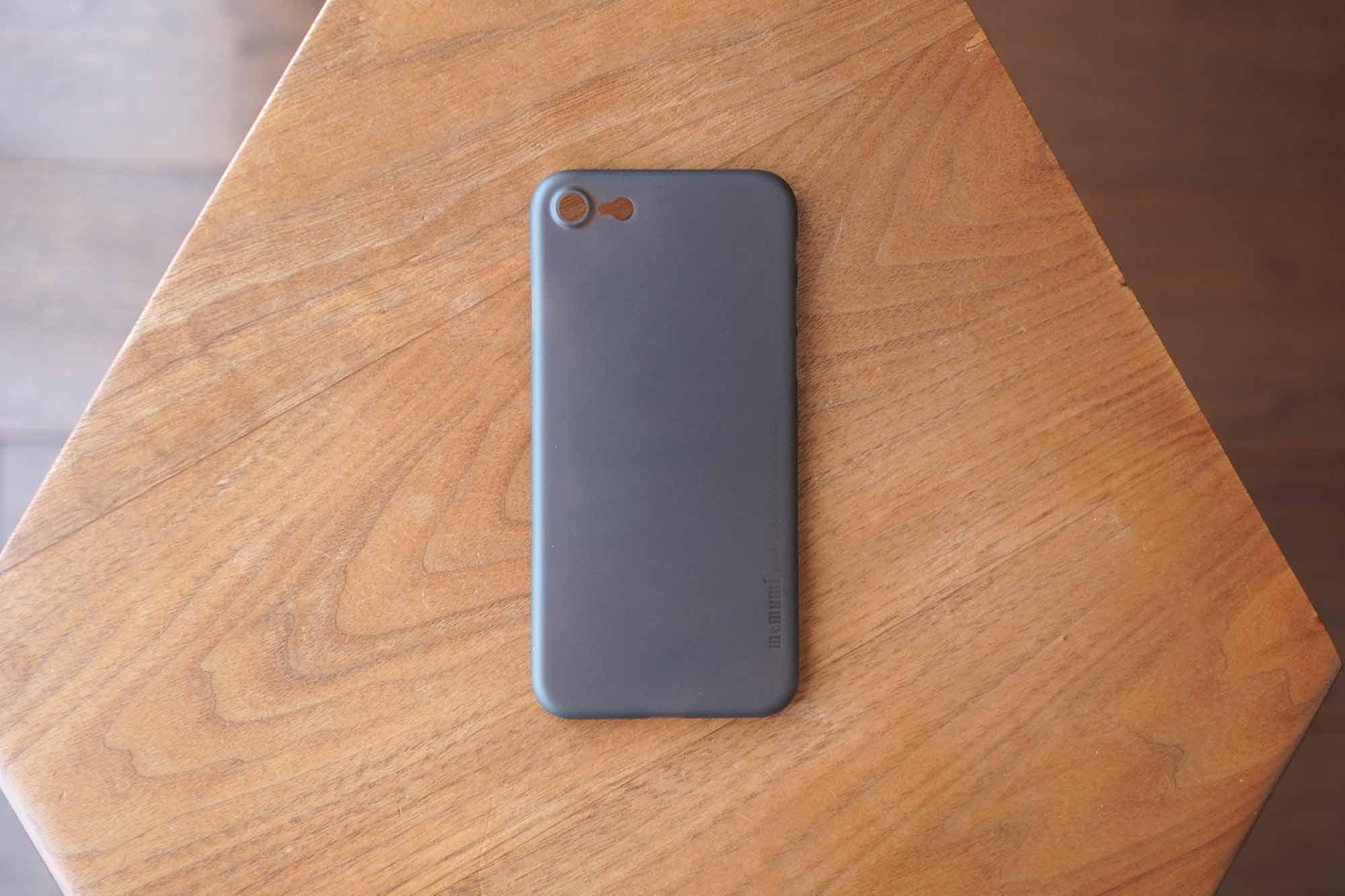 iPhone SE,iPhone 8,iPhone7,ケース,最薄型,最軽量,memumi,カバー