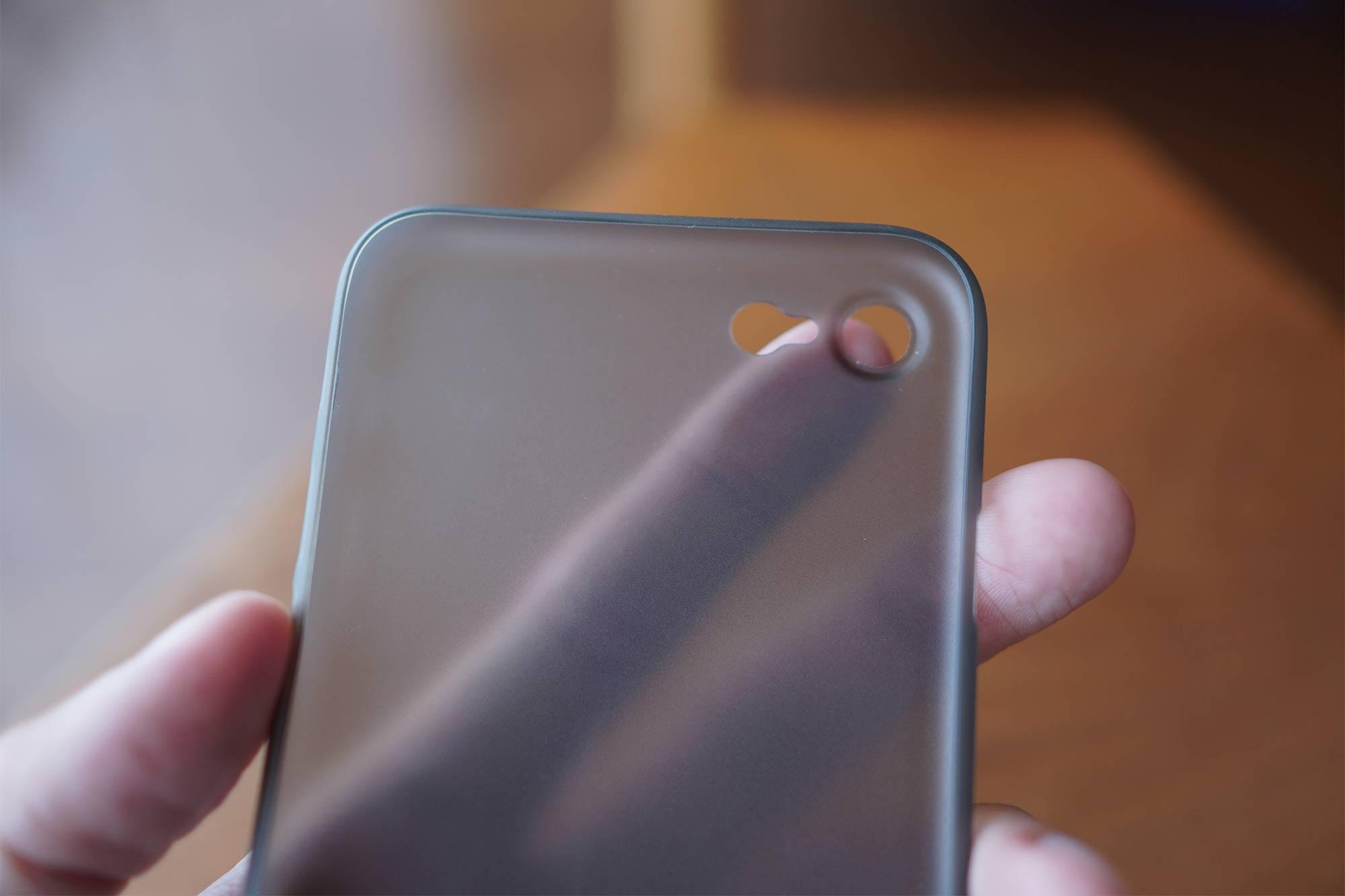 iPhone SE,iPhone 8,iPhone7,ケース,最薄型,最軽量,memumi,レンズ