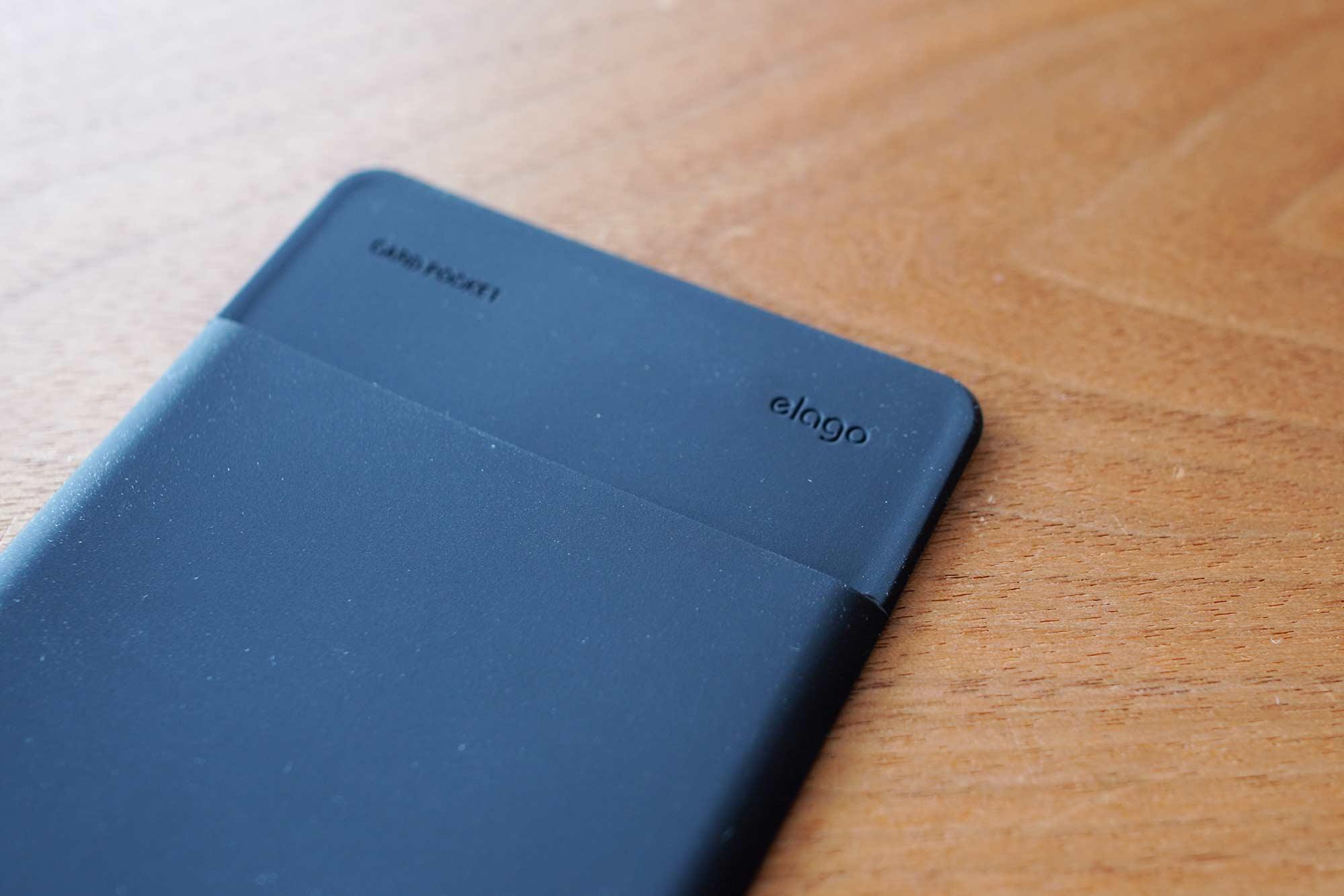 elago,背面ポケット,カードホルダー,カードポケット,お洒落,使いやすい,安い,カッコいい