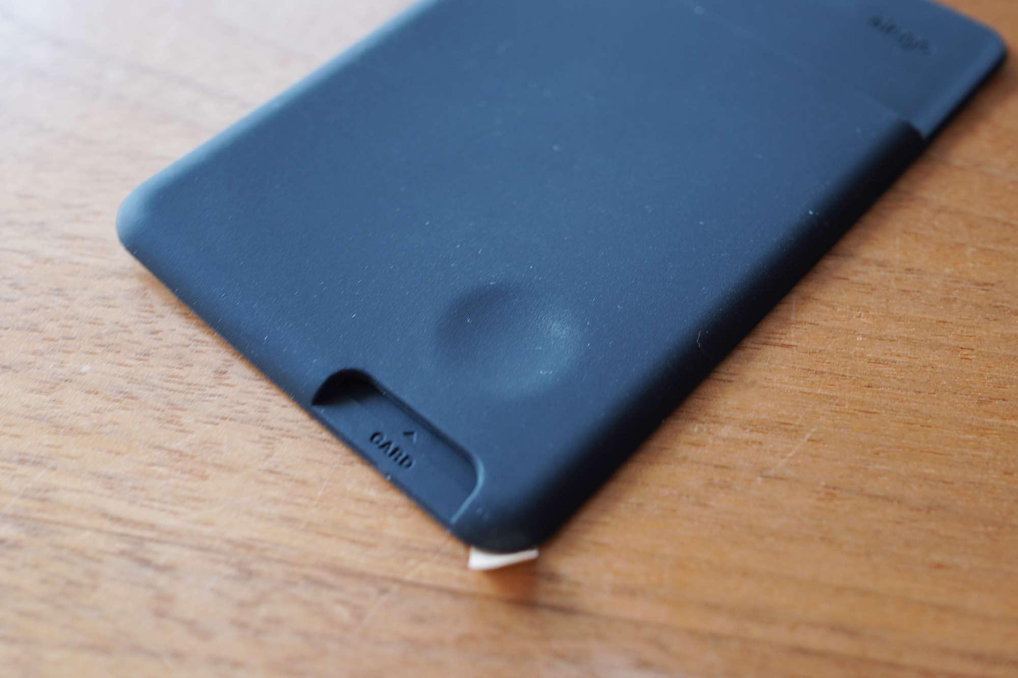 elago,背面ポケット,カードホルダー,カードポケット,お洒落,使いやすい,安い,交通系ICカード
