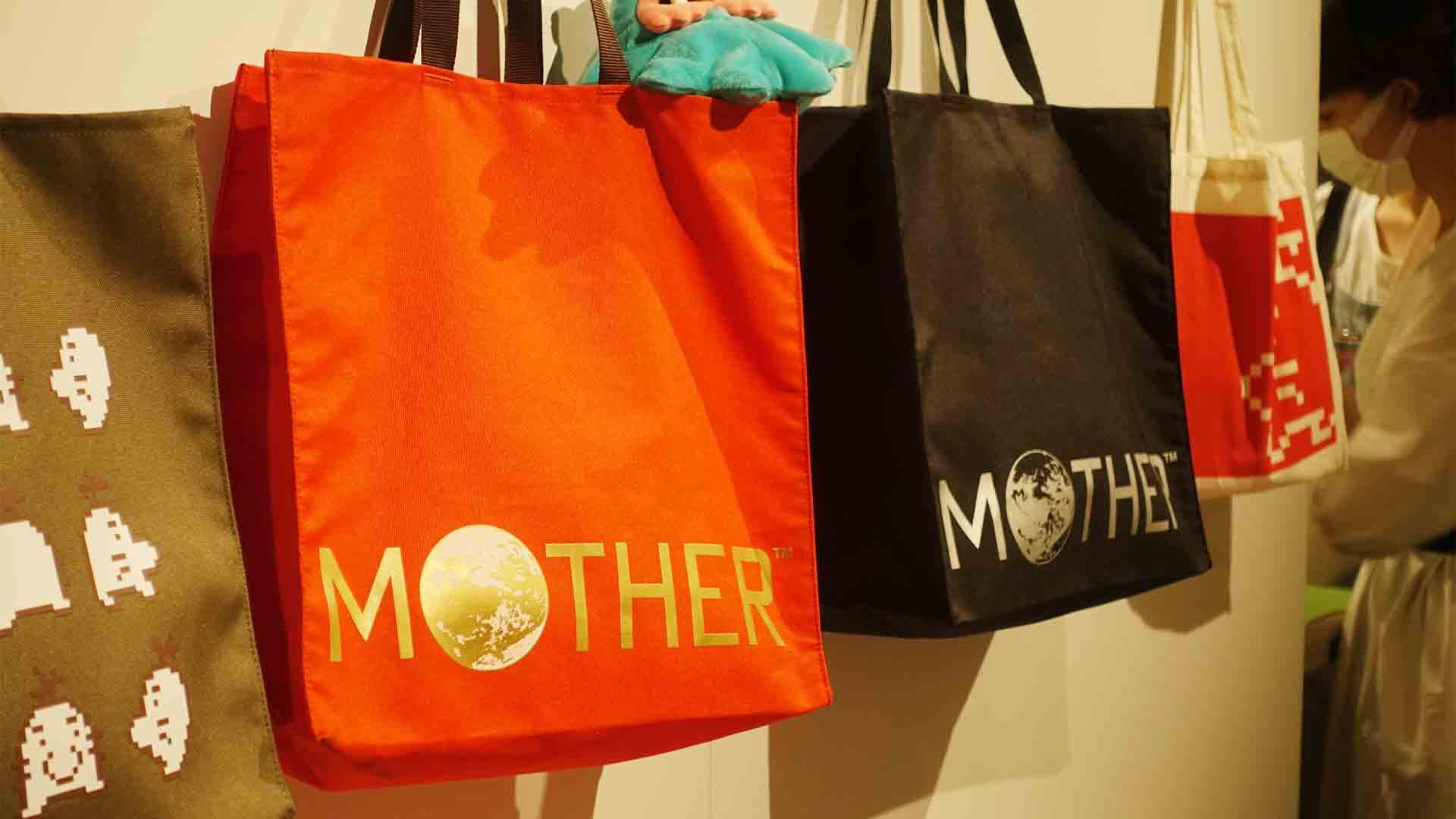 MOTHER2,MOTHERのひろば,ほぼ日,渋谷パルコ,イベント,レトロゲーム,エコバッグ