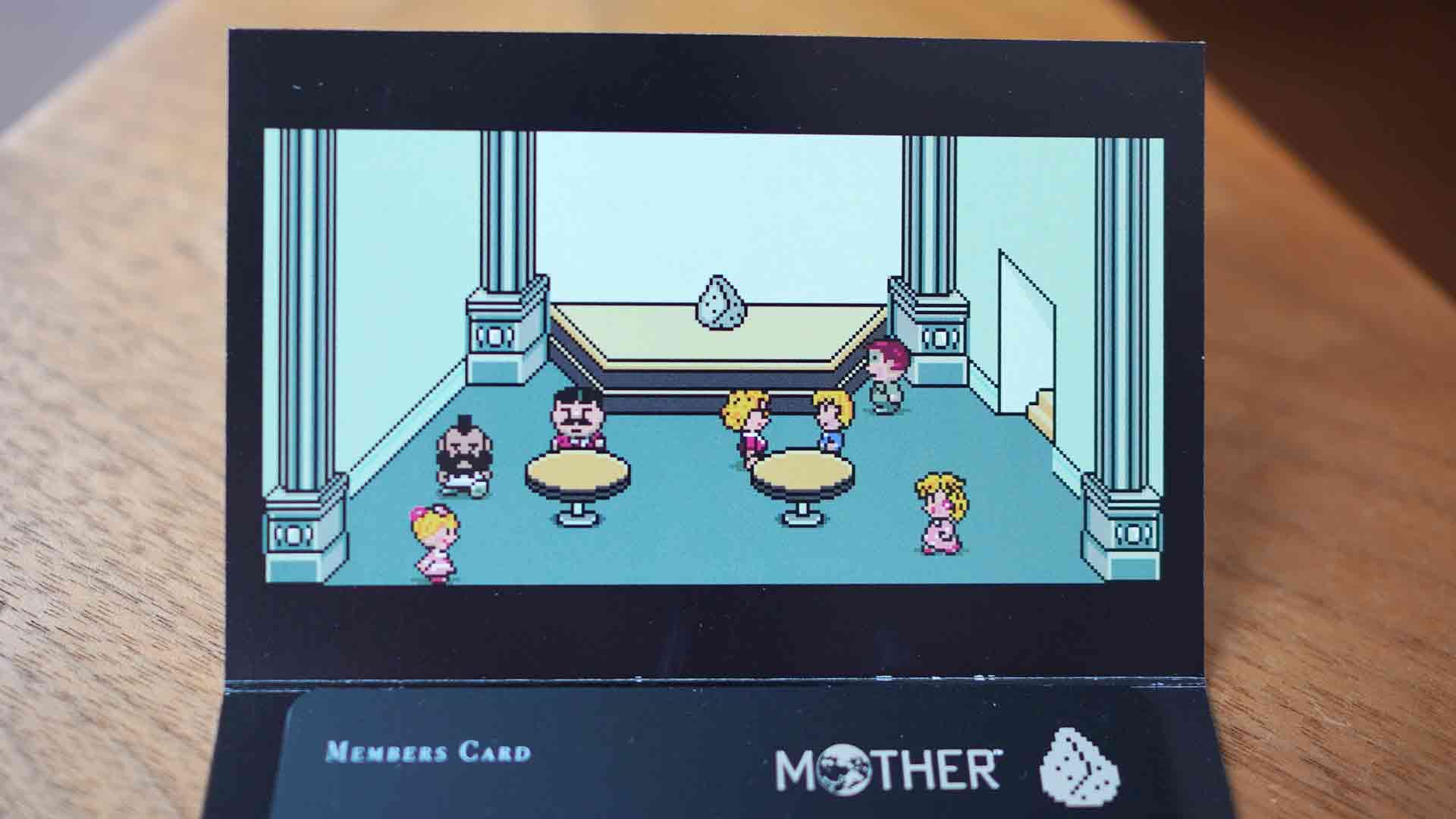 MOTHER2,MOTHERのひろば,ほぼ日,渋谷パルコ,イベント,レトロゲーム,ストイッククラブ