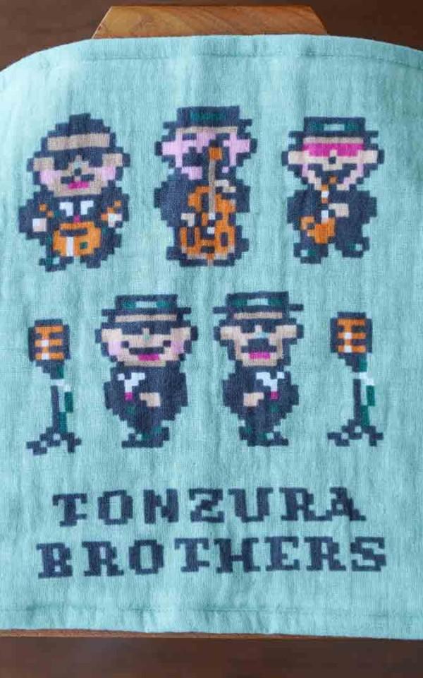 MOTHER2,MOTHERのひろば,ほぼ日,渋谷パルコ,イベント,レトロゲーム,スーパーファミコン,トンズラブラザーズ,タオル