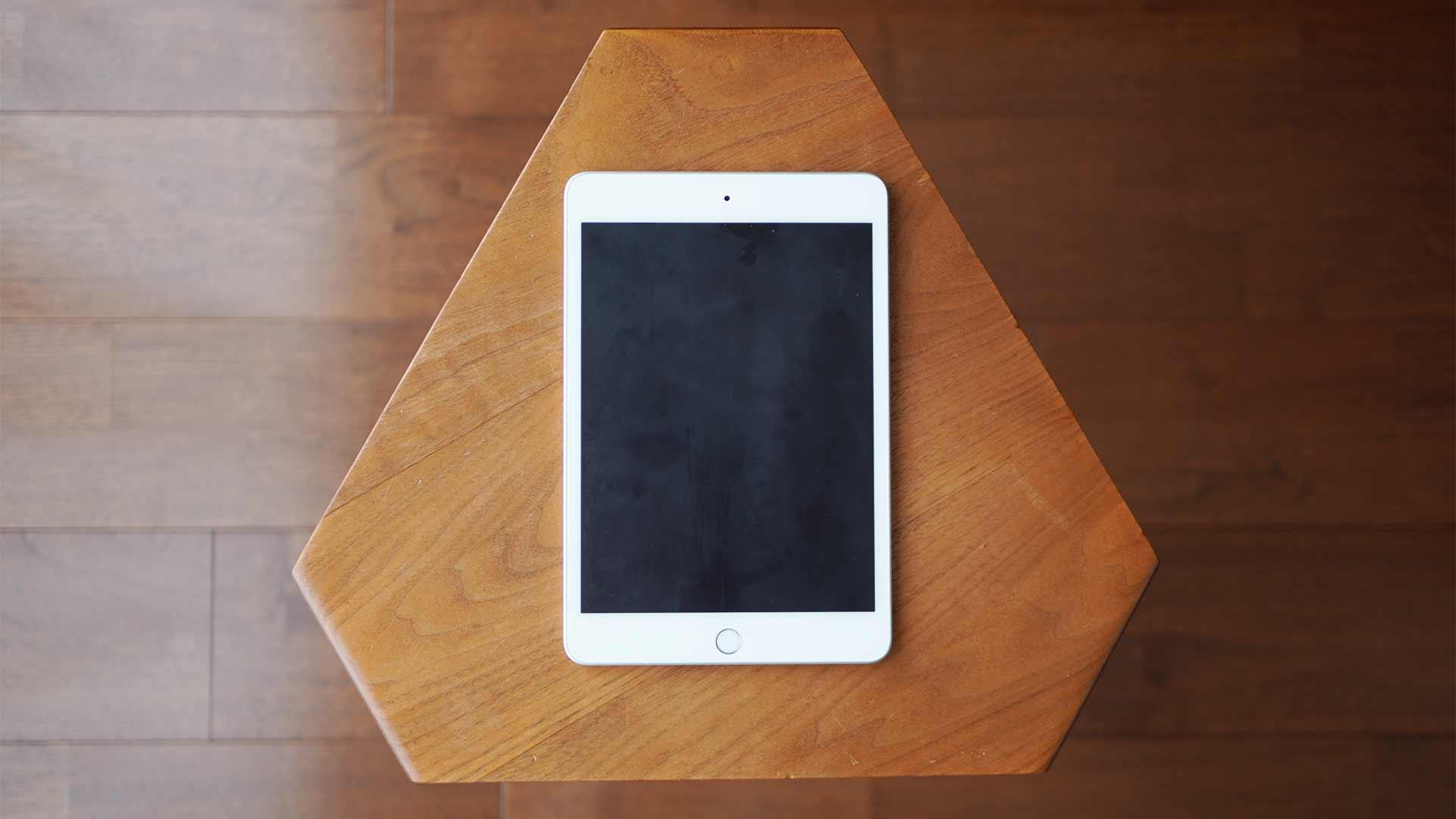 iPad mini,第五世代,使いやすい,